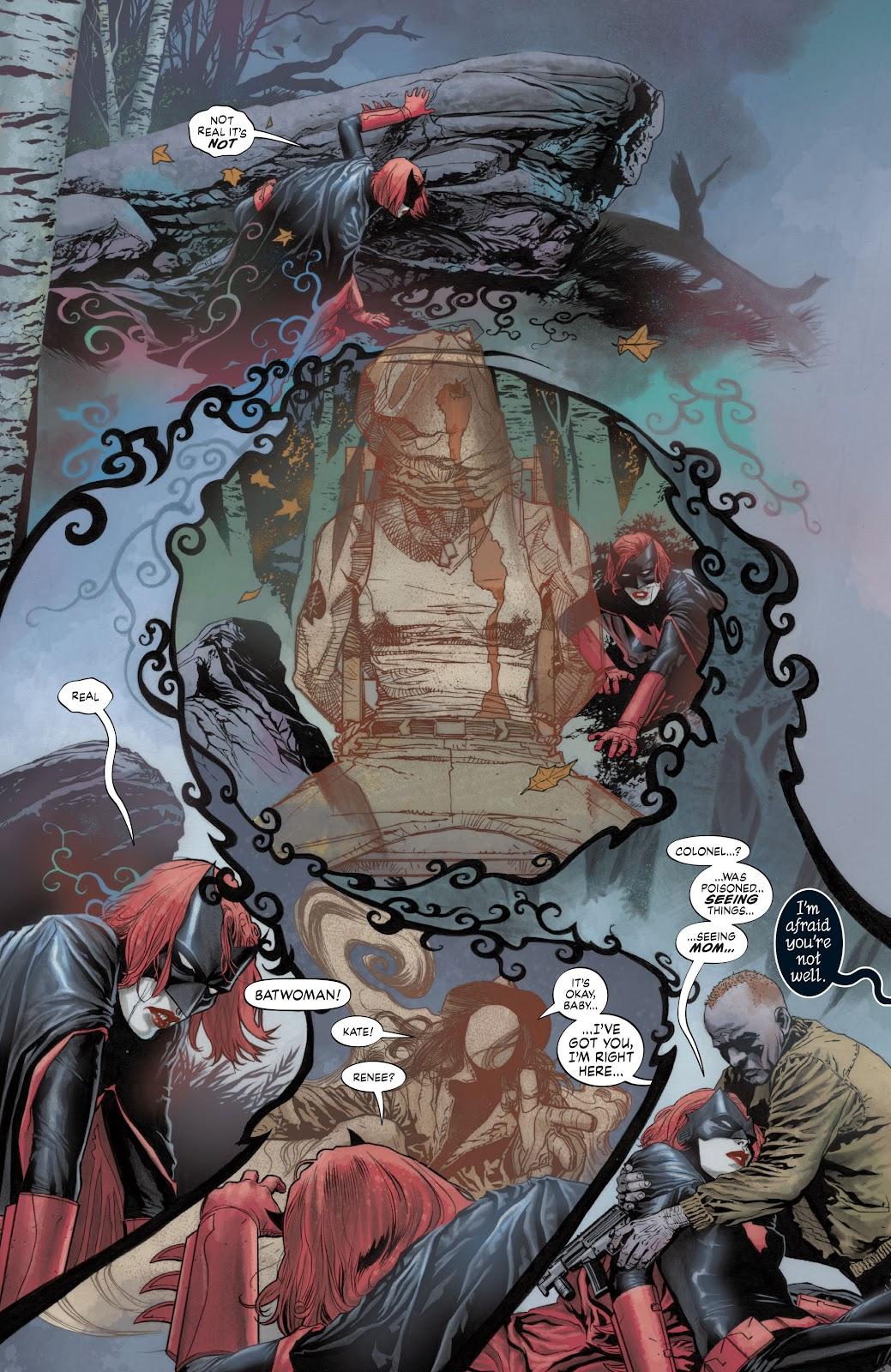 Read online Detective Comics (1937) comic -  Issue # _TPB Batwoman - Elegy (Part 1) - 42