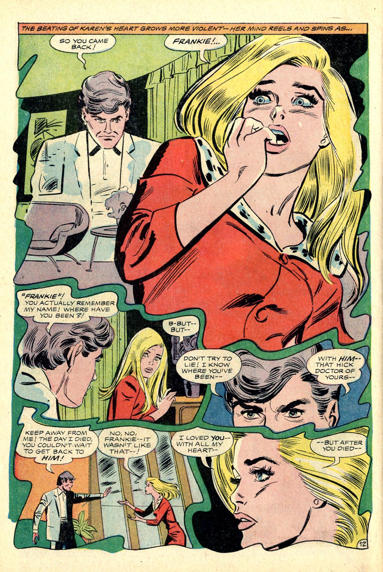 Read online Secret Hearts comic -  Issue #127 - 30