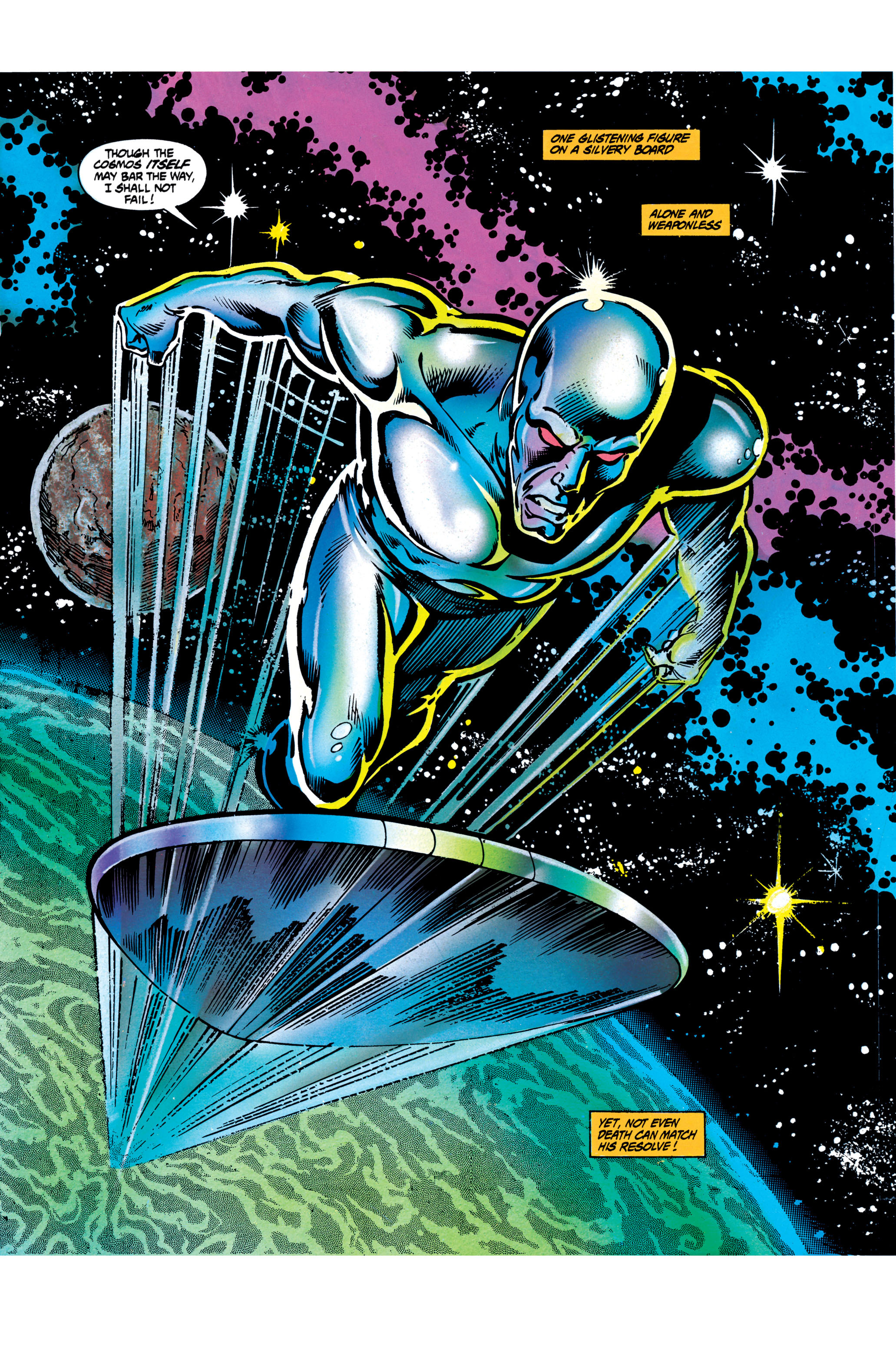 Read online Silver Surfer: Parable comic -  Issue # TPB - 74