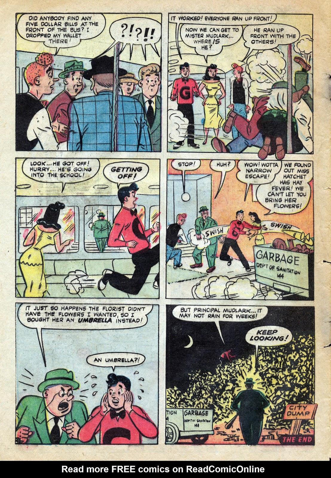Georgie Comics (1949) issue 39 - Page 32