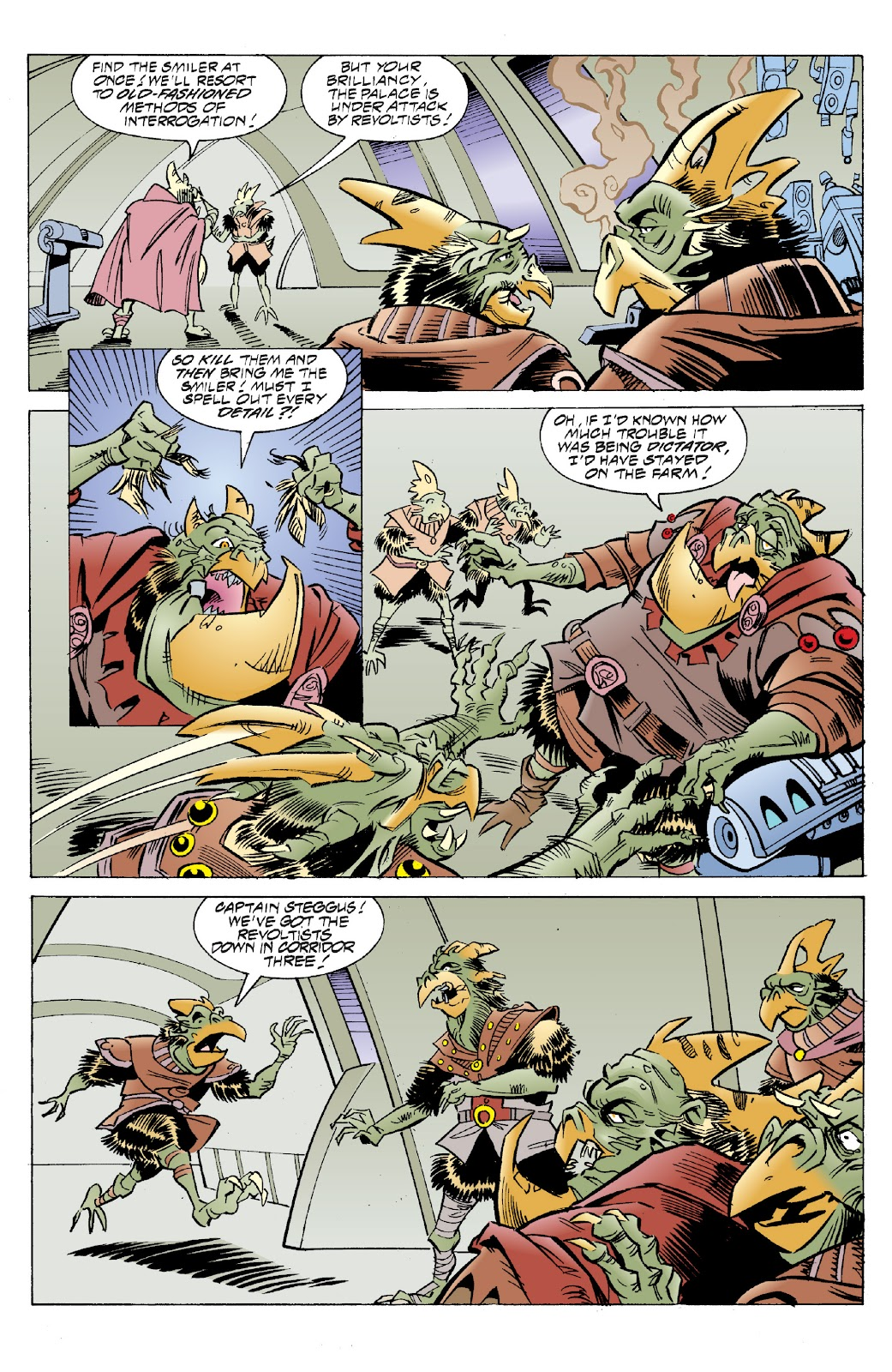 Read online Star Wars Legends Epic Collection: The Empire comic -  Issue # TPB 5 (Part 4) - 29