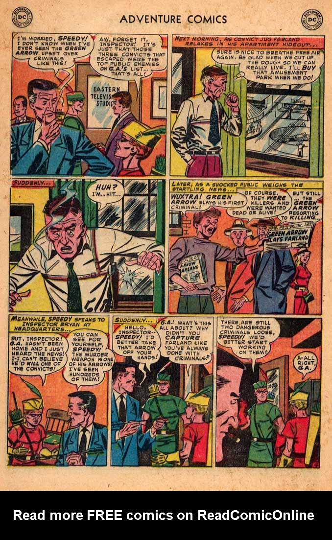 Read online Adventure Comics (1938) comic -  Issue #187 - 38