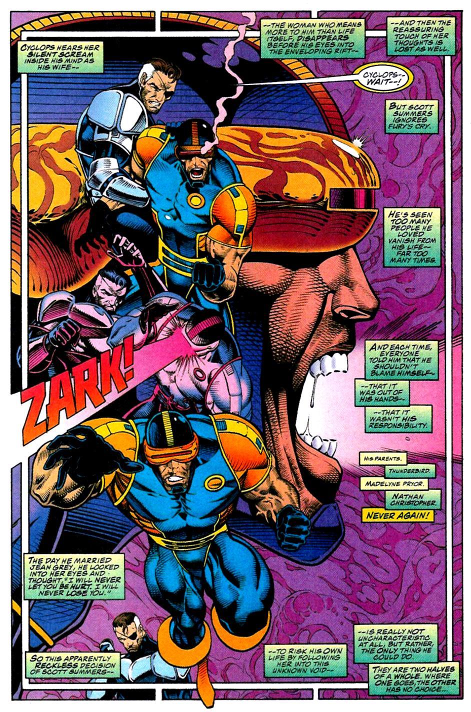 X-Men (1991) 35 Page 7