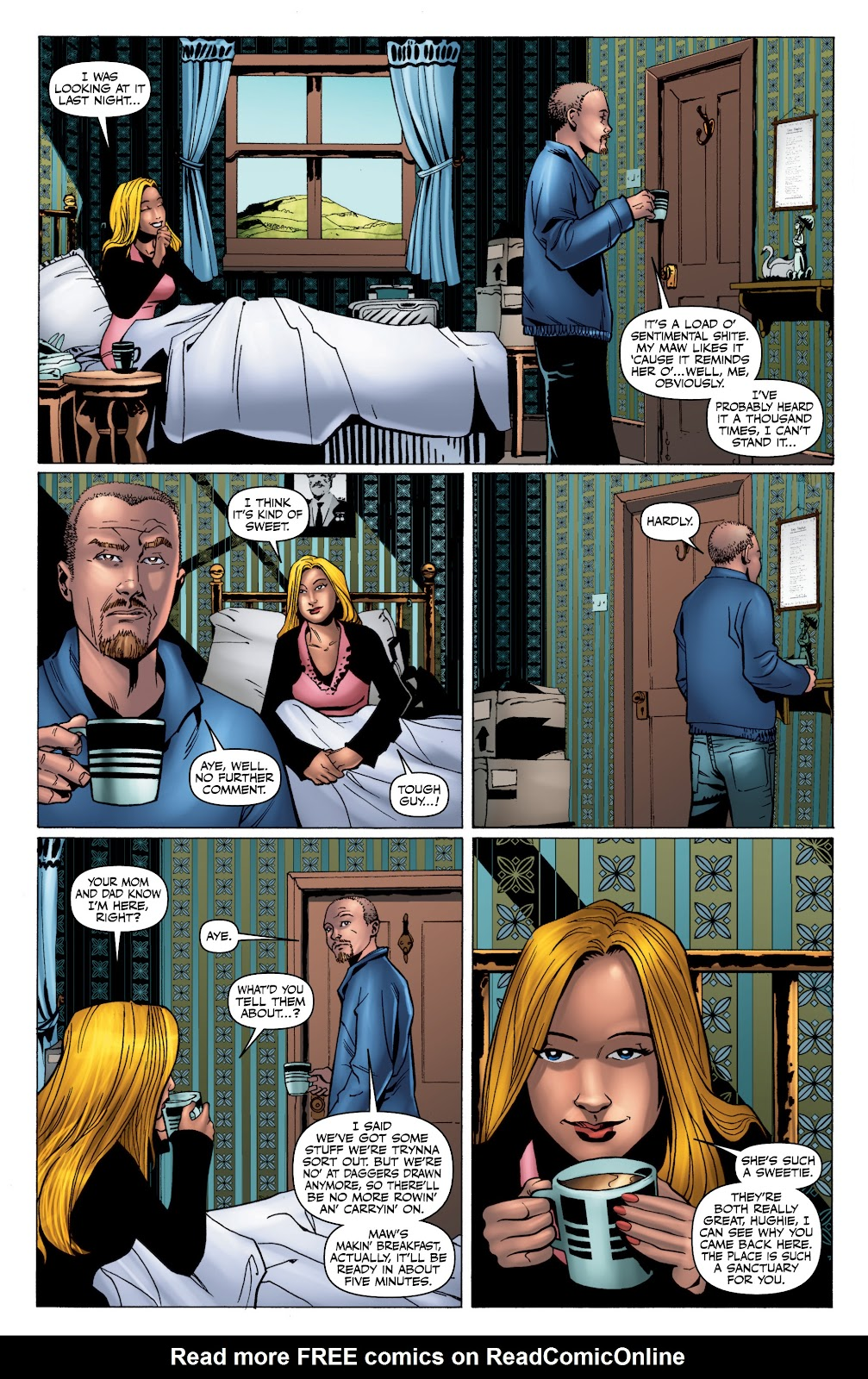 Read online The Boys Omnibus comic -  Issue # TPB 4 (Part 4) - 8