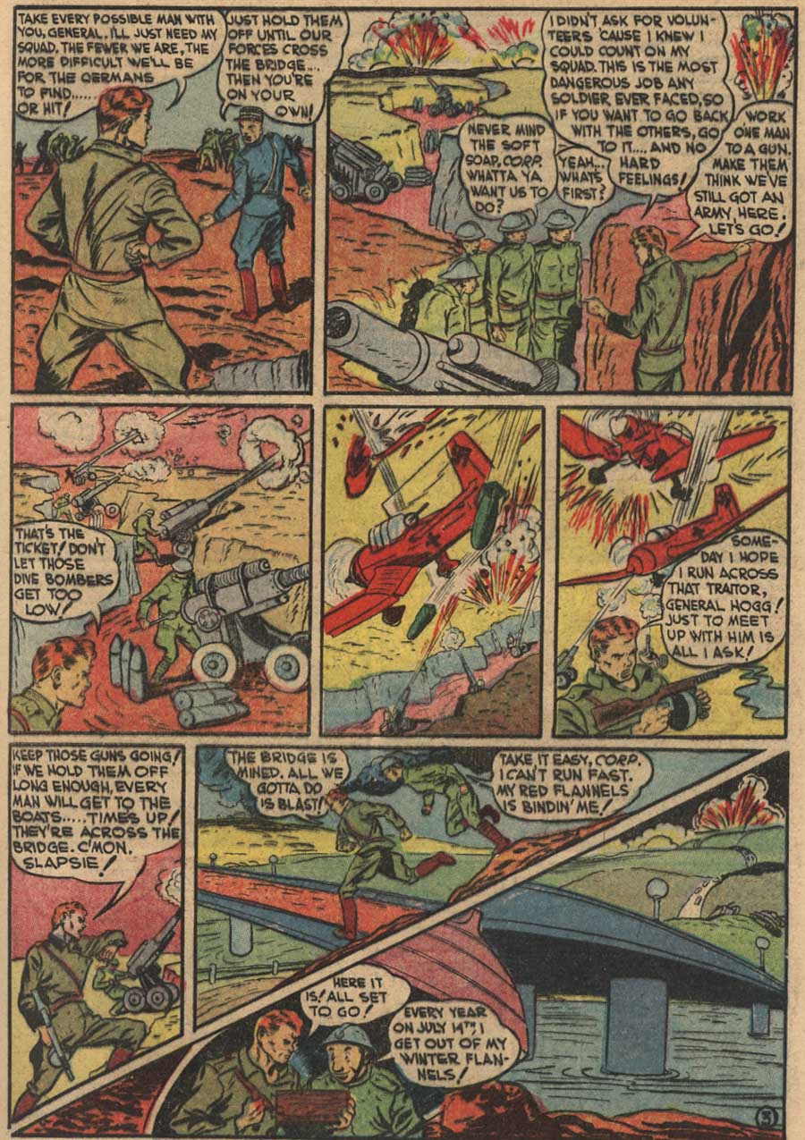 Blue Ribbon Comics (1939) issue 7 - Page 37