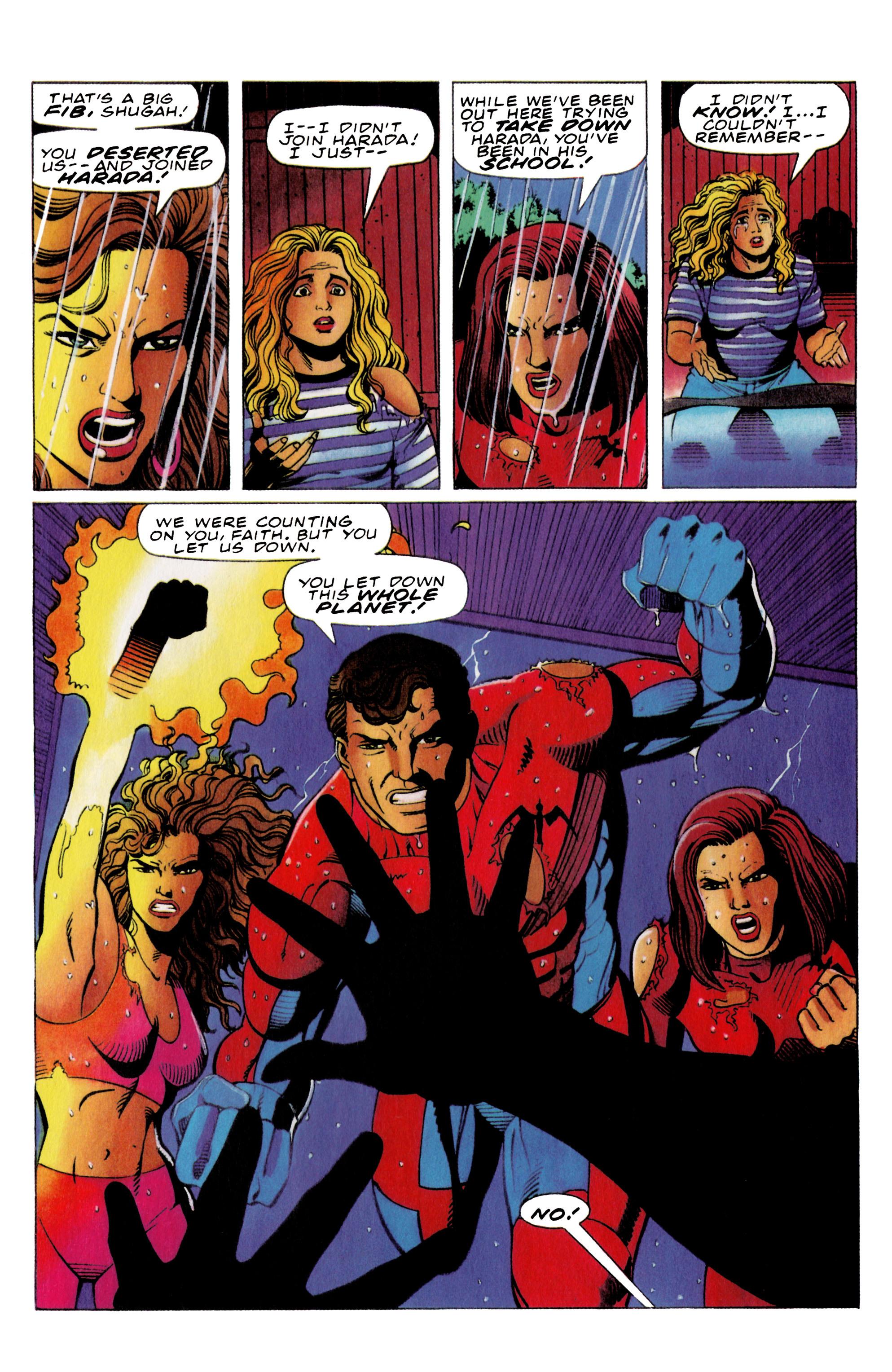 Read online Harbinger (1992) comic -  Issue #36 - 18