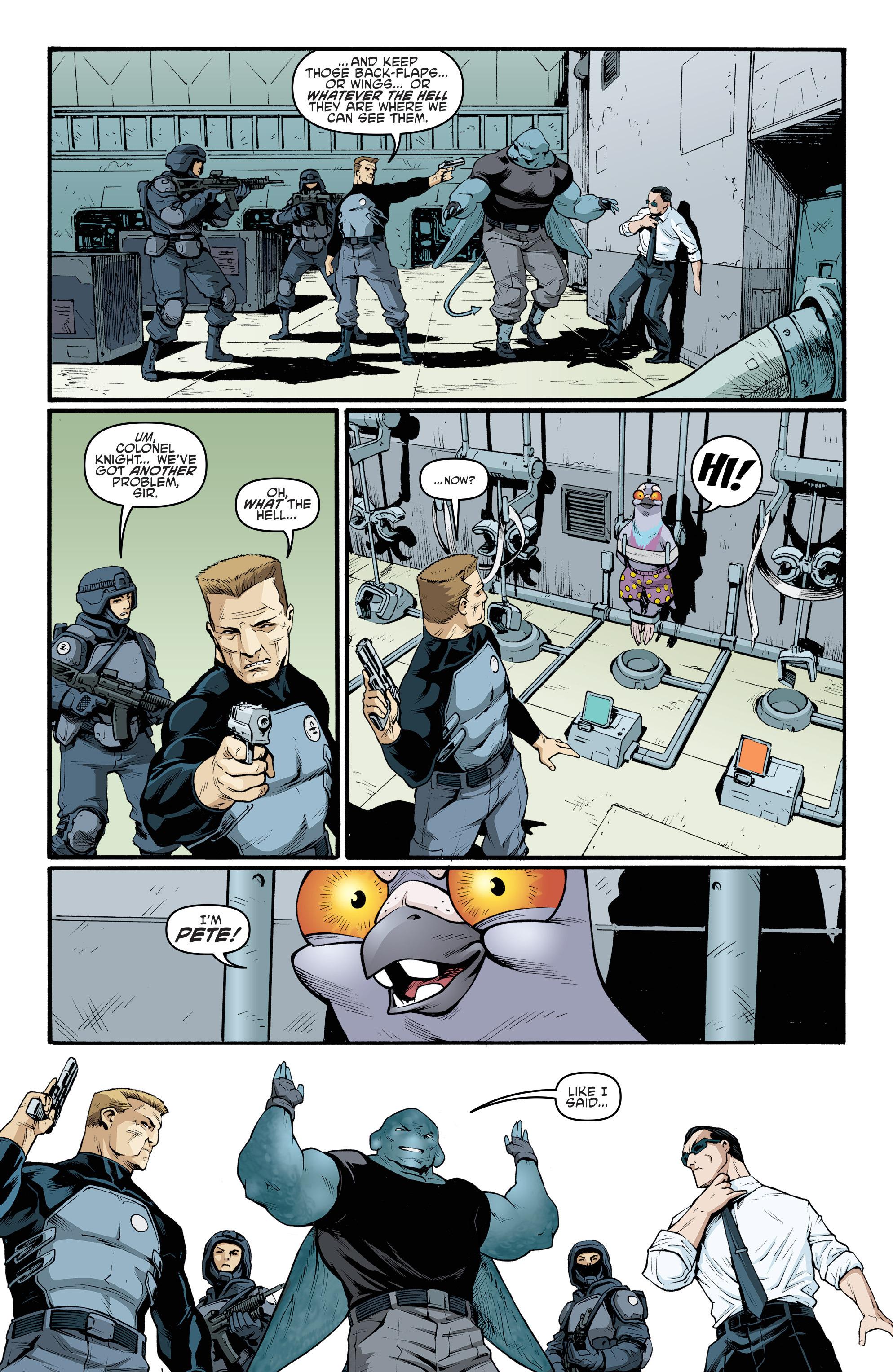 Read online Teenage Mutant Ninja Turtles (2011) comic -  Issue #68 - 16