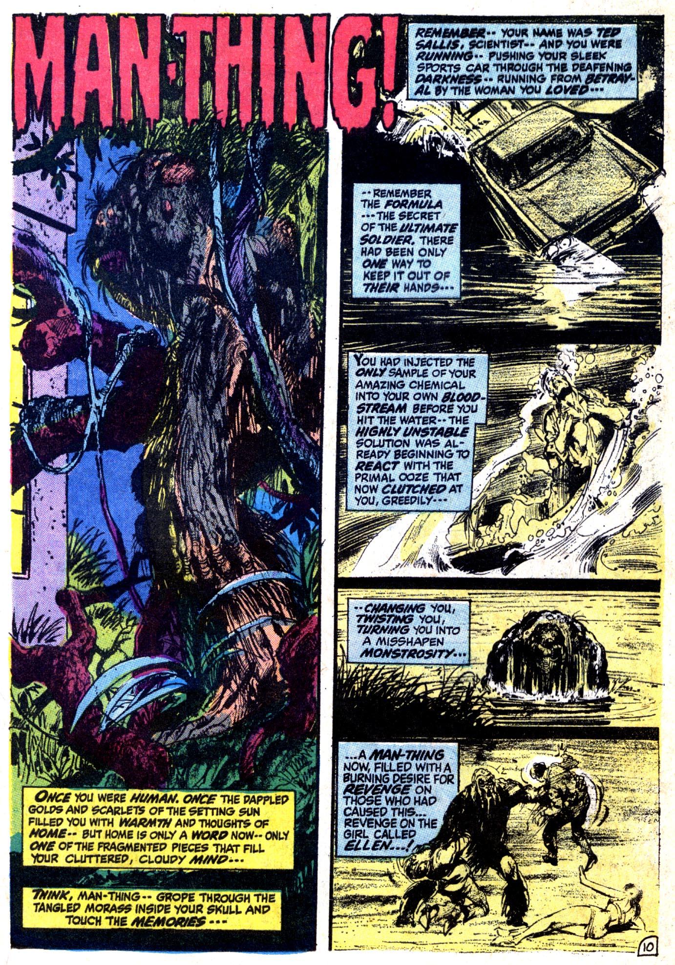 Read online Astonishing Tales (1970) comic -  Issue #12 - 11