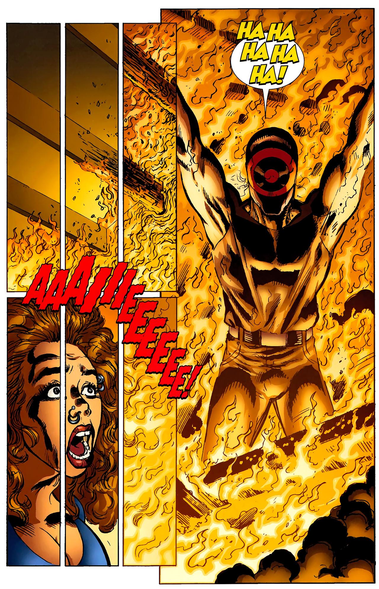 Read online ShadowHawk (2010) comic -  Issue #2 - 18