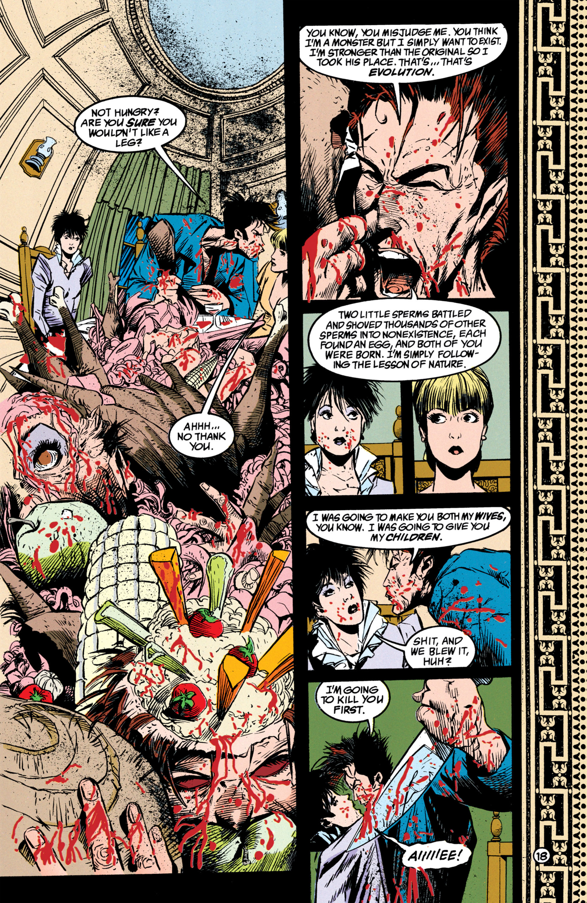 Read online Shade, the Changing Man comic -  Issue #39 - 19
