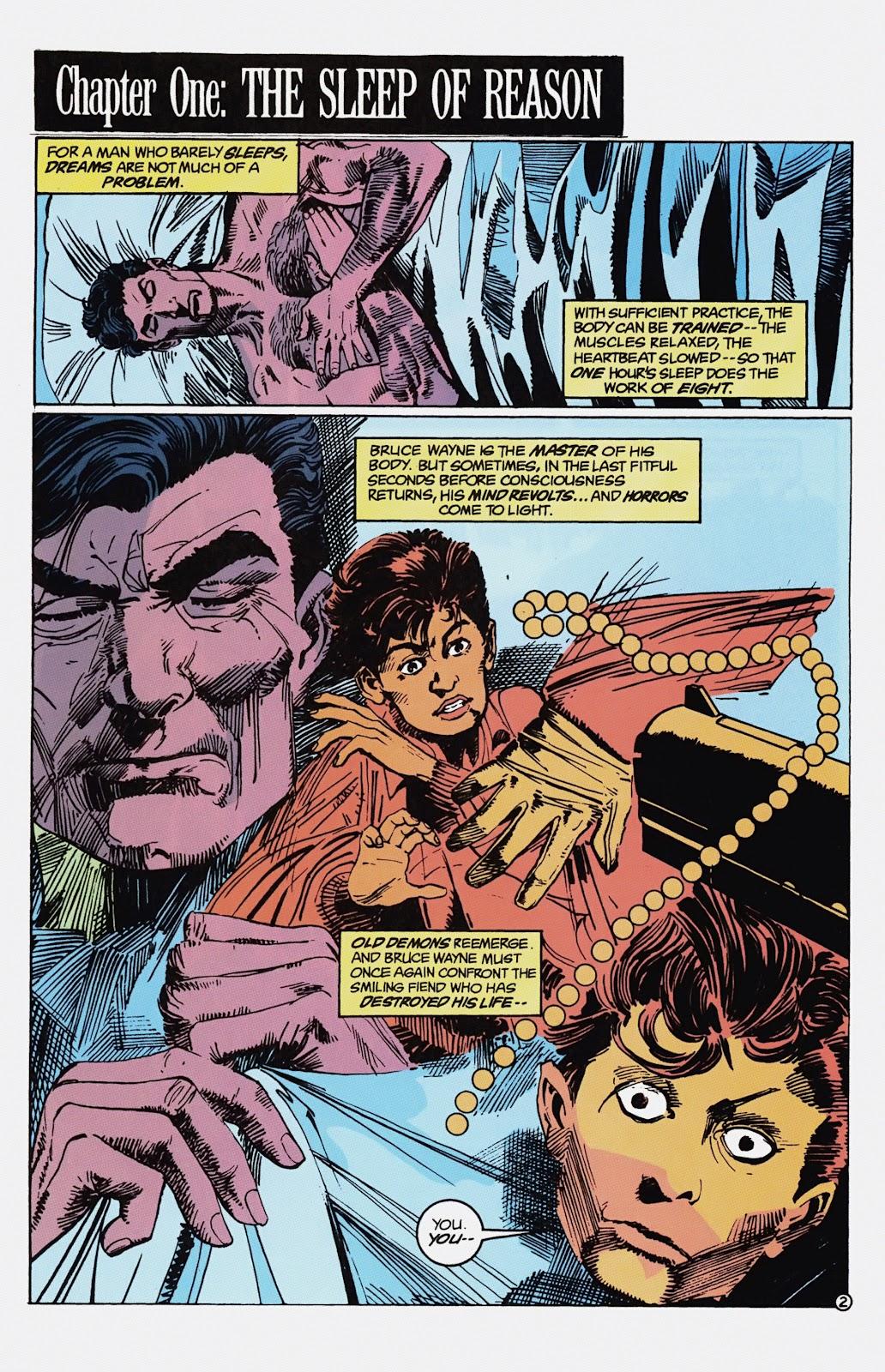 Read online Detective Comics (1937) comic -  Issue # _TPB Batman - Blind Justice (Part 1) - 7