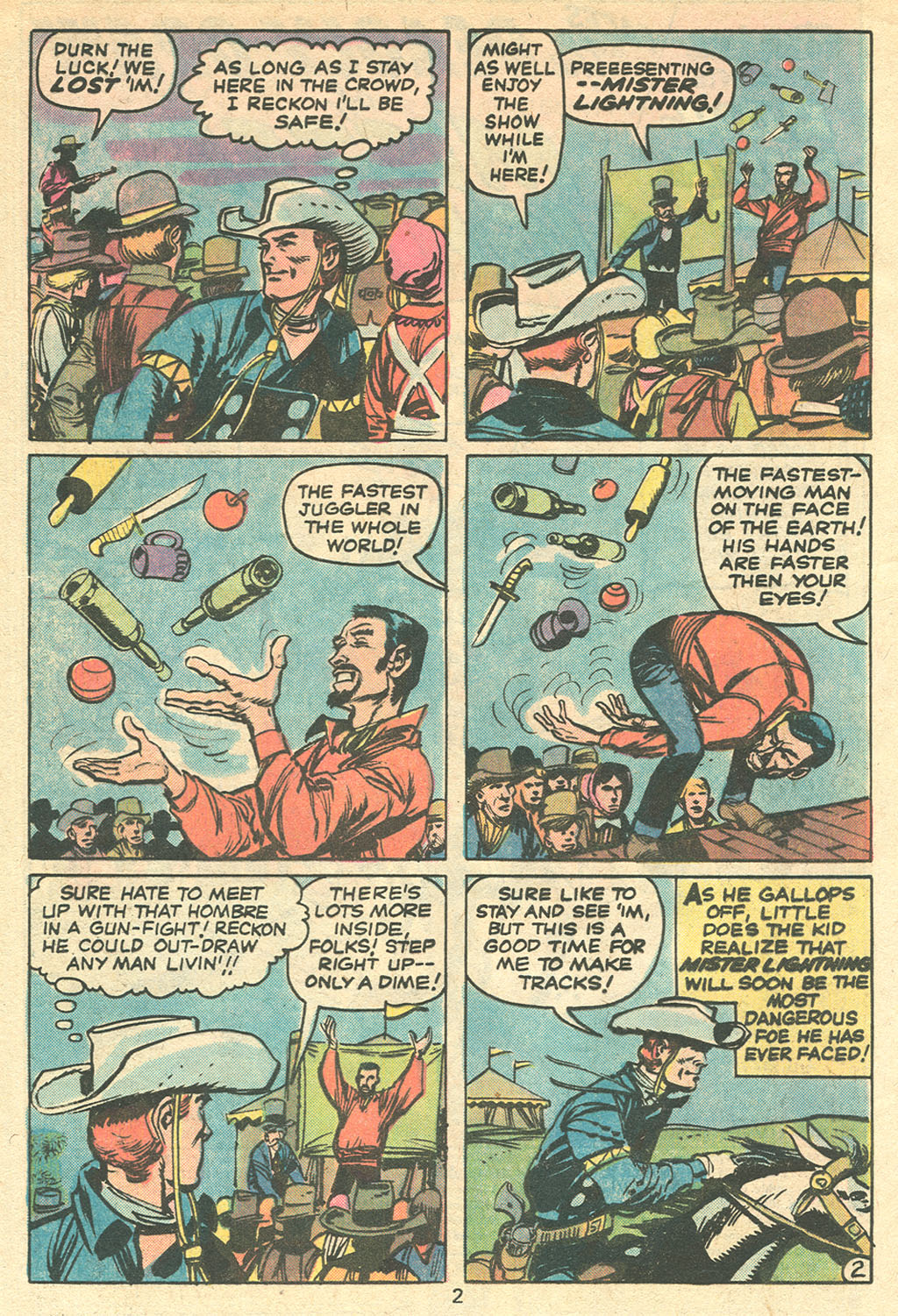The Rawhide Kid (1955) issue 141 - Page 4