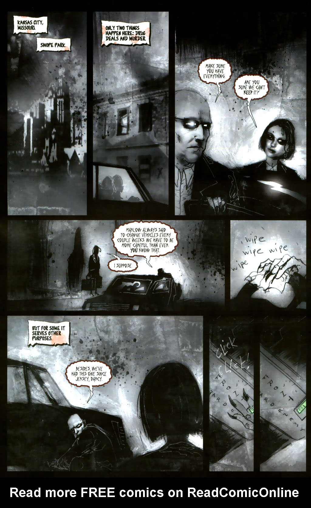 Read online 30 Days of Night: Return to Barrow comic -  Issue #3 - 2