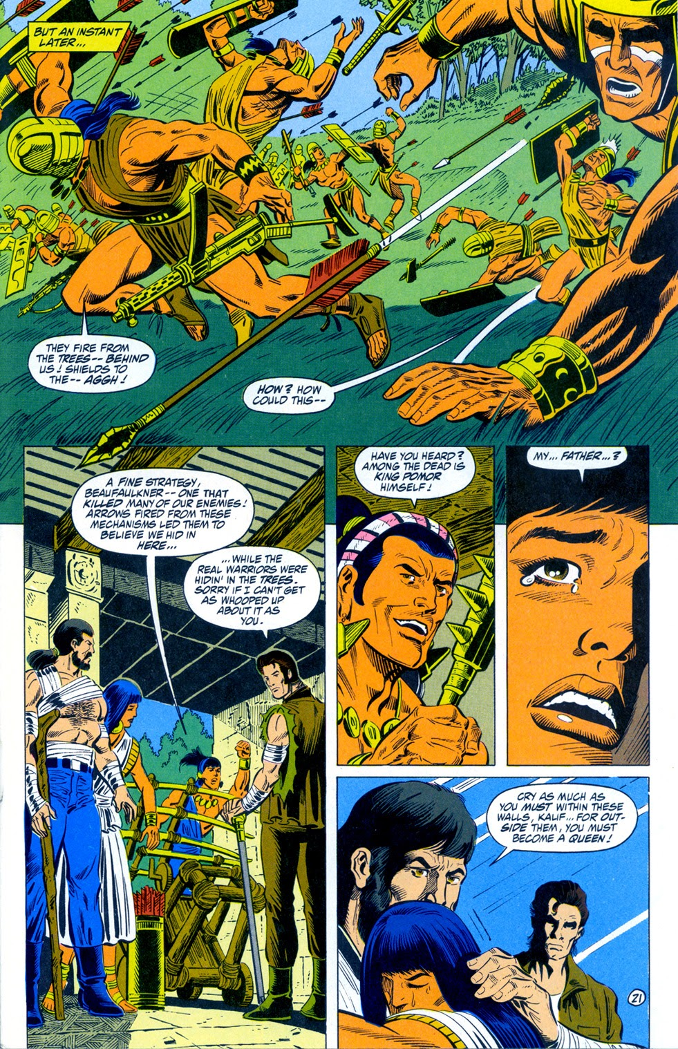 Doc Savage (1988) issue 10 - Page 23
