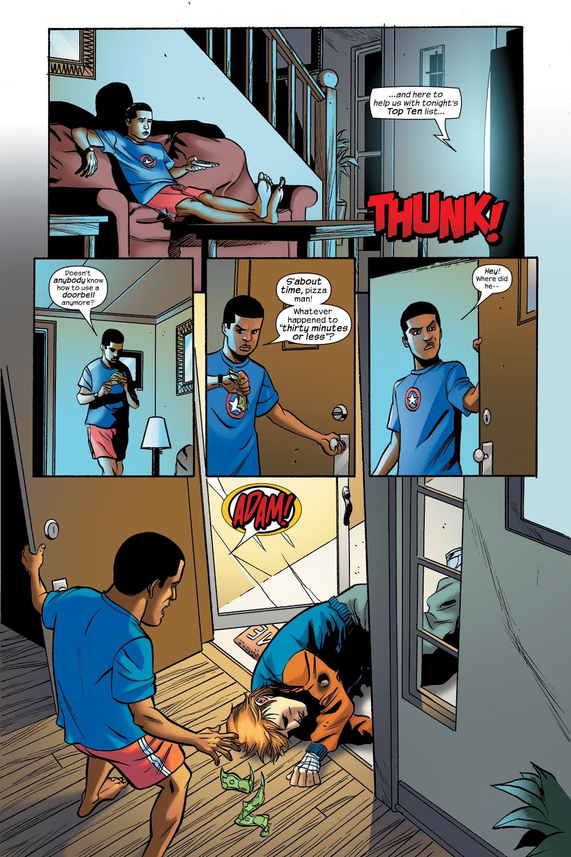 Read online Machine Teen comic -  Issue #3 - 18