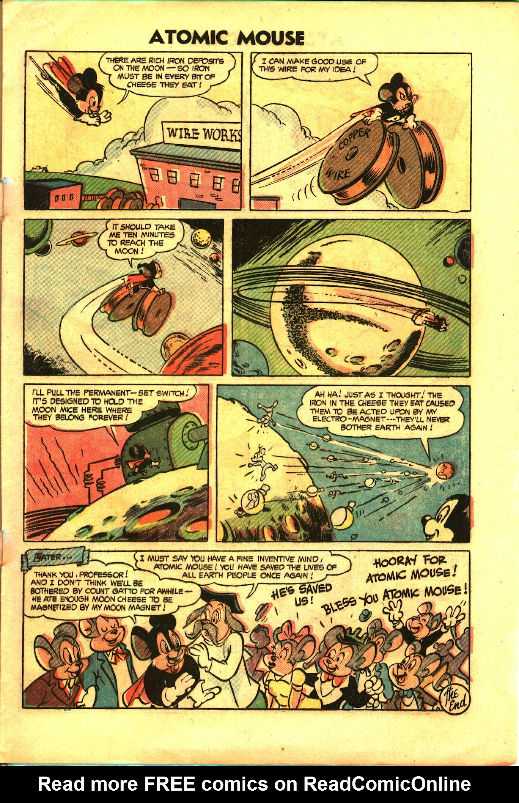 Atomic Mouse issue 8 - Page 17