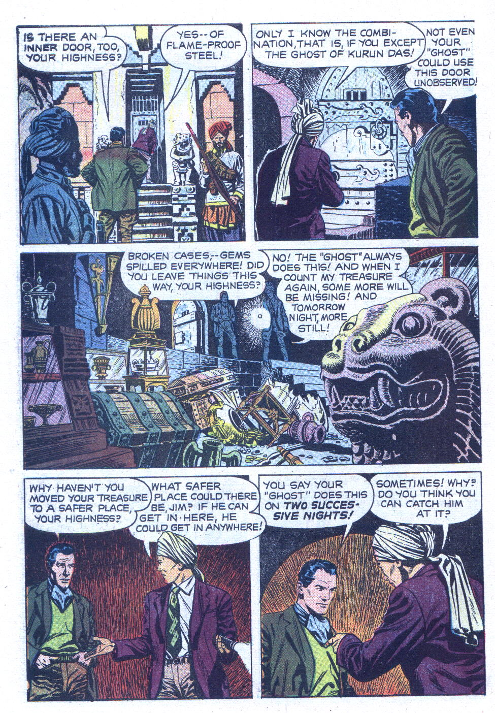 Four Color Comics issue 1020 - Page 10