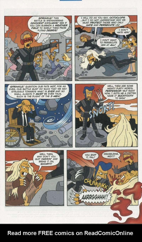 Read online Simpsons Comics comic -  Issue #67 - 2
