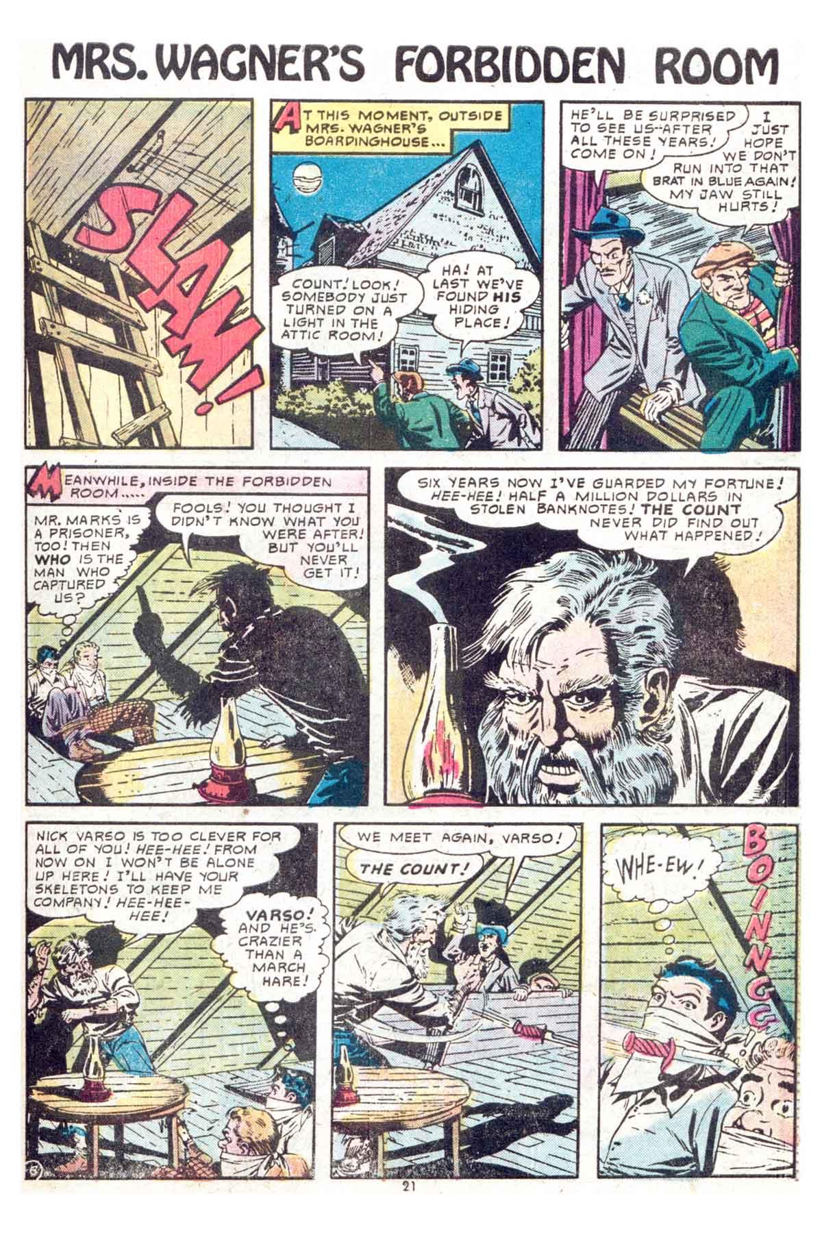 Read online Shazam! (1973) comic -  Issue #13 - 22