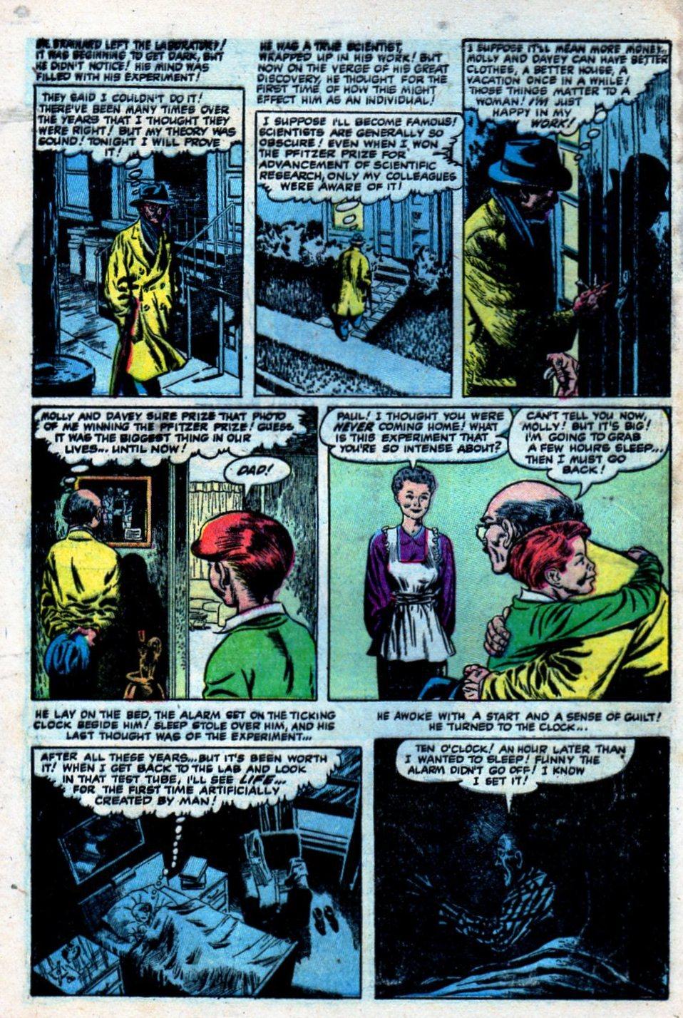 Read online Adventures into Weird Worlds comic -  Issue #27 - 5