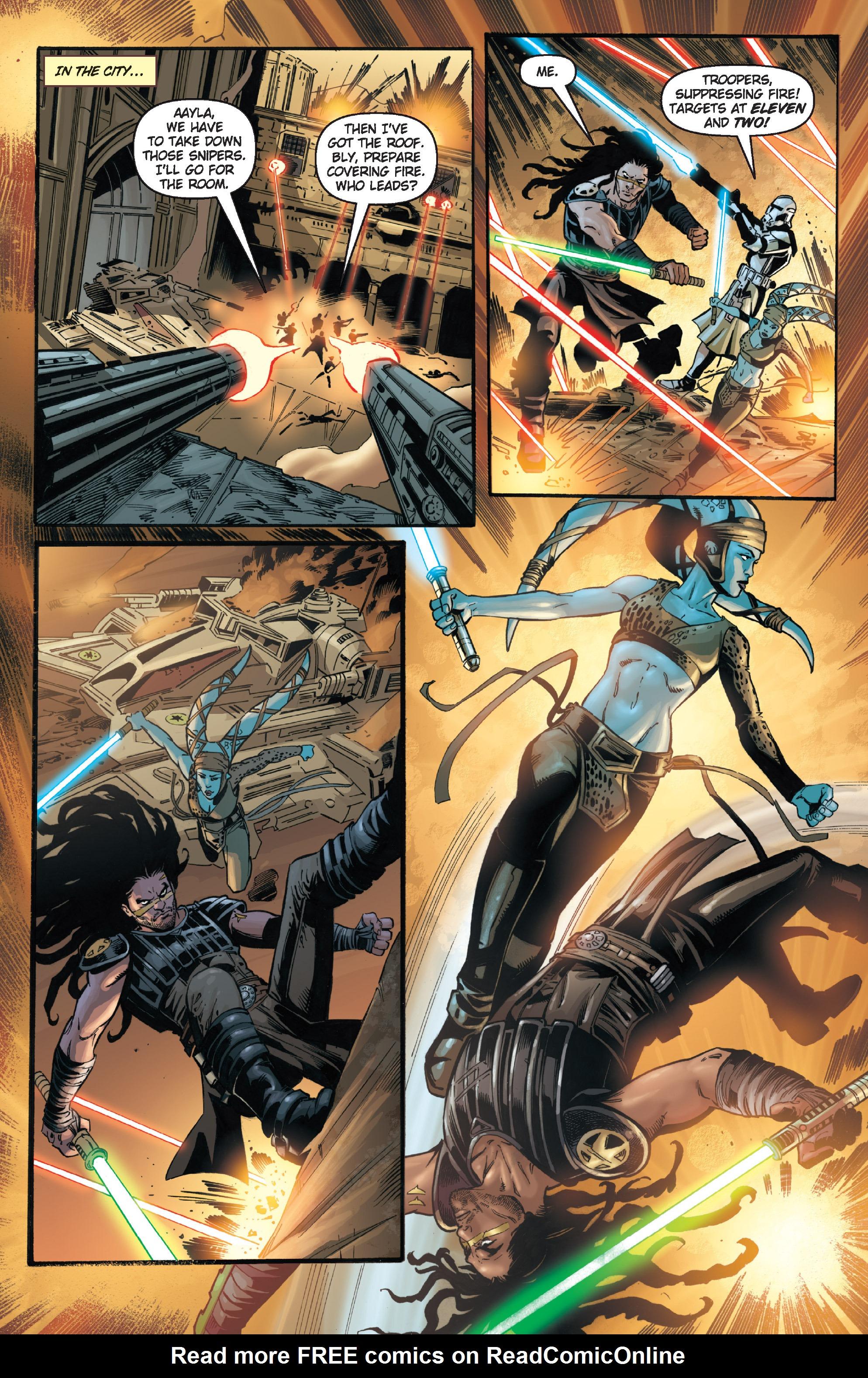Read online Star Wars Omnibus comic -  Issue # Vol. 26 - 280