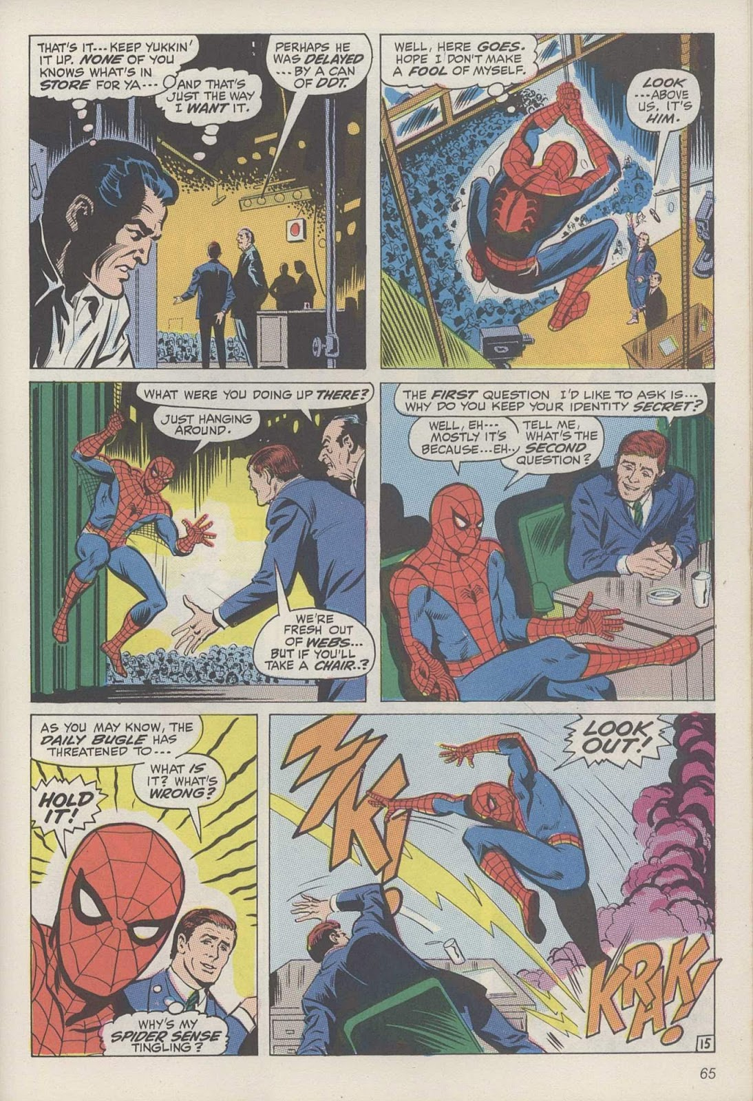The Amazing Spider-Man (1979) issue TPB - Page 67