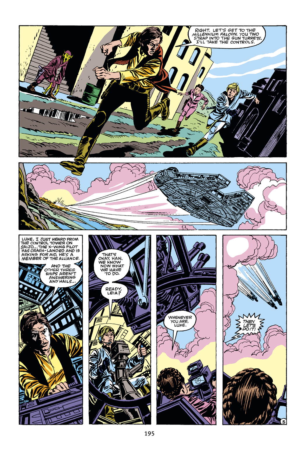 Read online Star Wars Omnibus comic -  Issue # Vol. 21 - 187