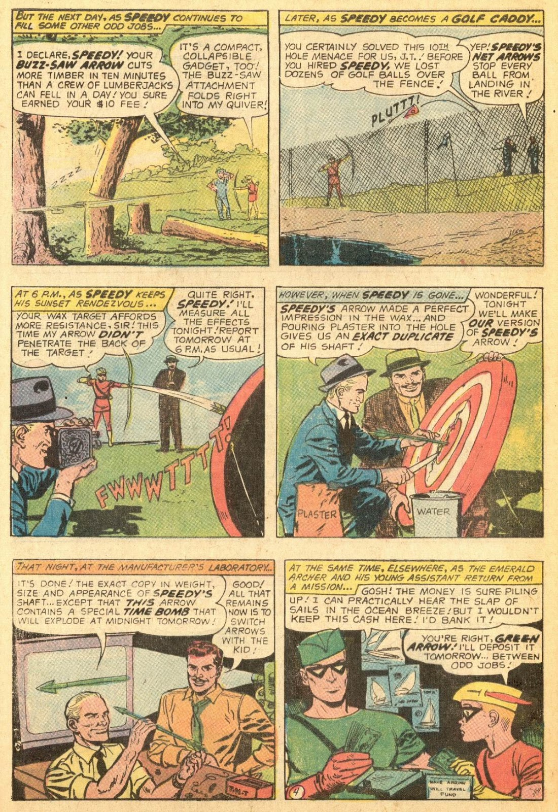 Teen Titans (1966) issue 35 - Page 46