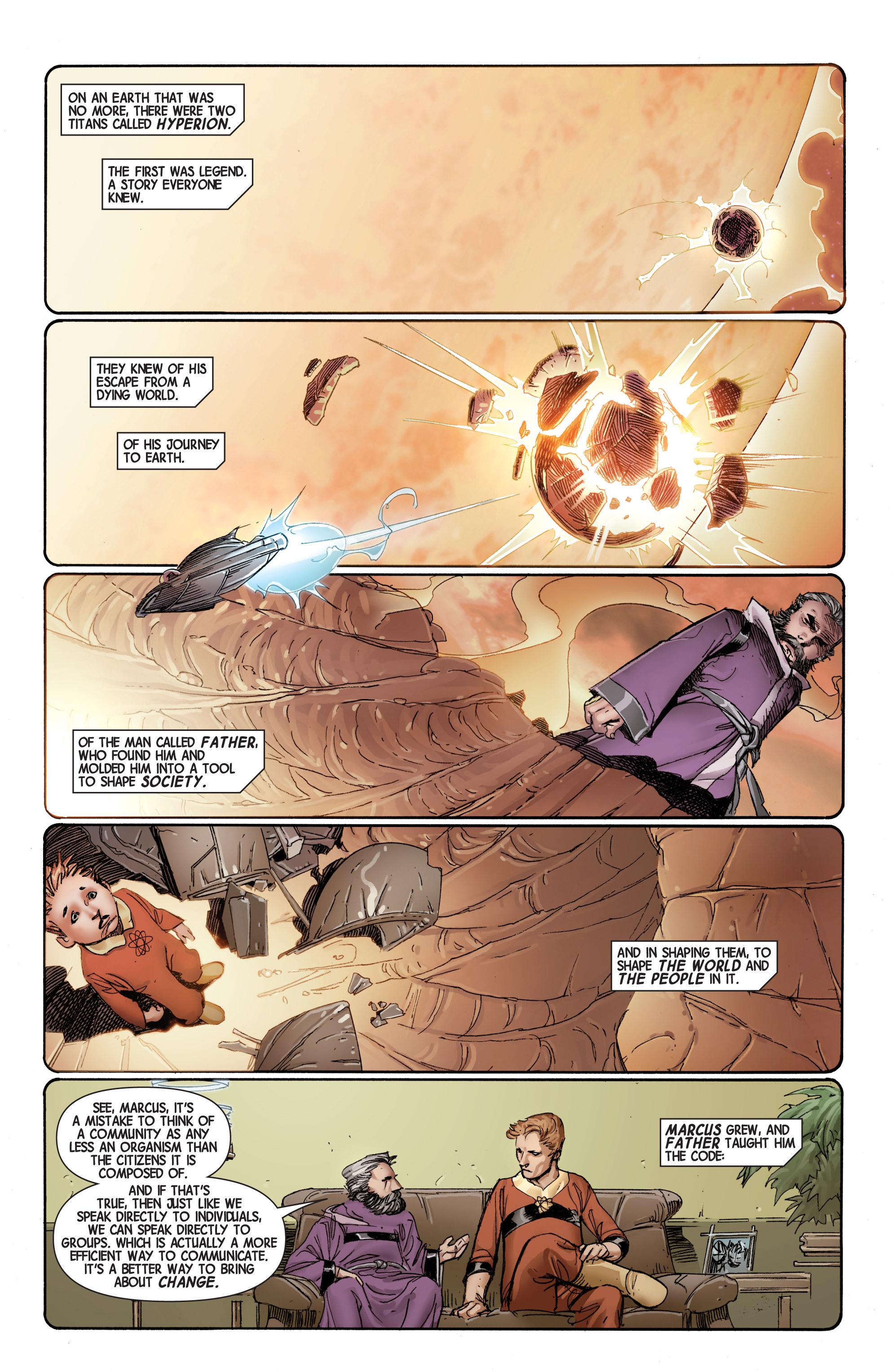 Read online Avengers (2013) comic -  Issue #Avengers (2013) _TPB 1 - 84