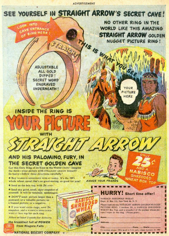 Read online Adventure Comics (1938) comic -  Issue #161 - 23