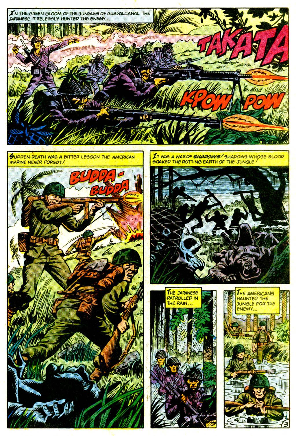 Read online Sgt. Rock comic -  Issue #375 - 26