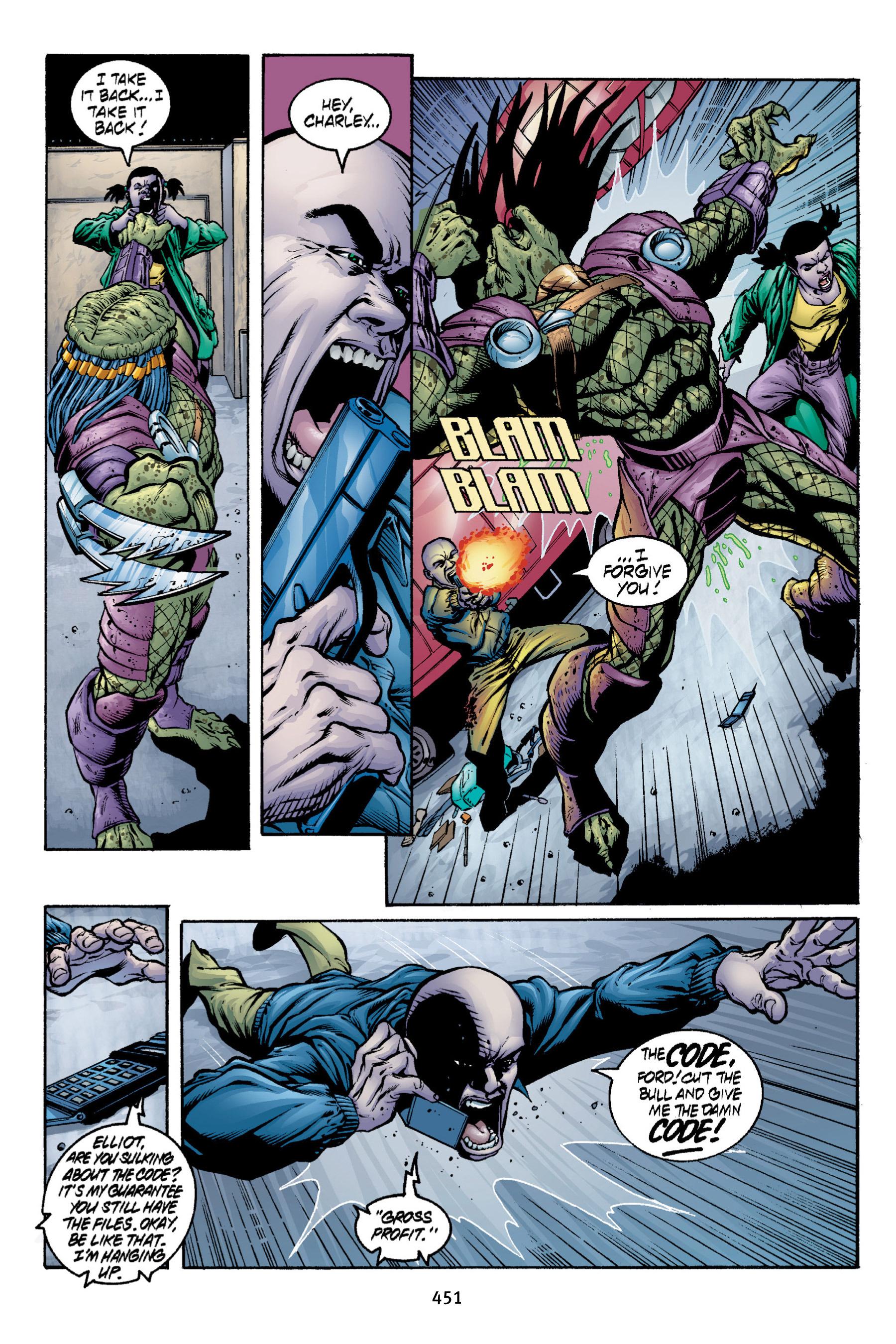 Read online Aliens vs. Predator Omnibus comic -  Issue # _TPB 2 Part 4 - 113
