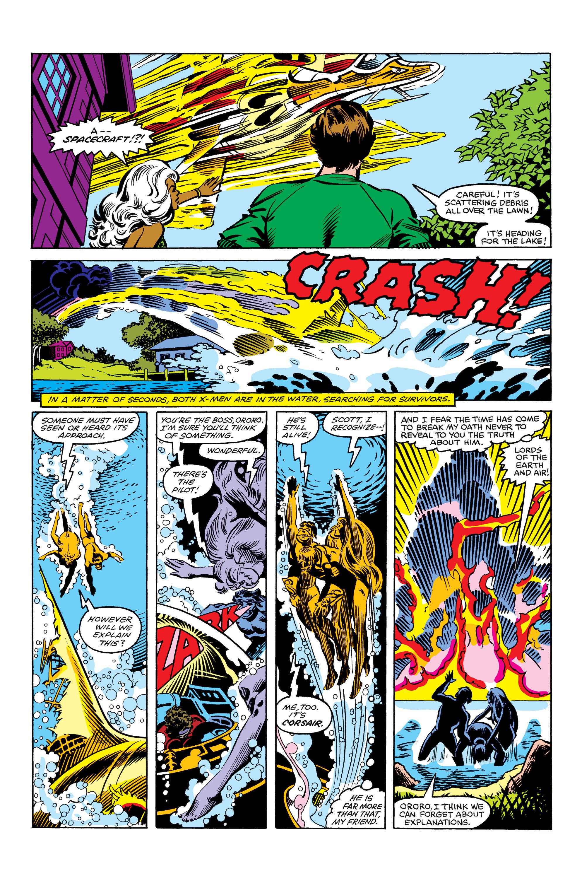 Read online Uncanny X-Men (1963) comic -  Issue #154 - 10