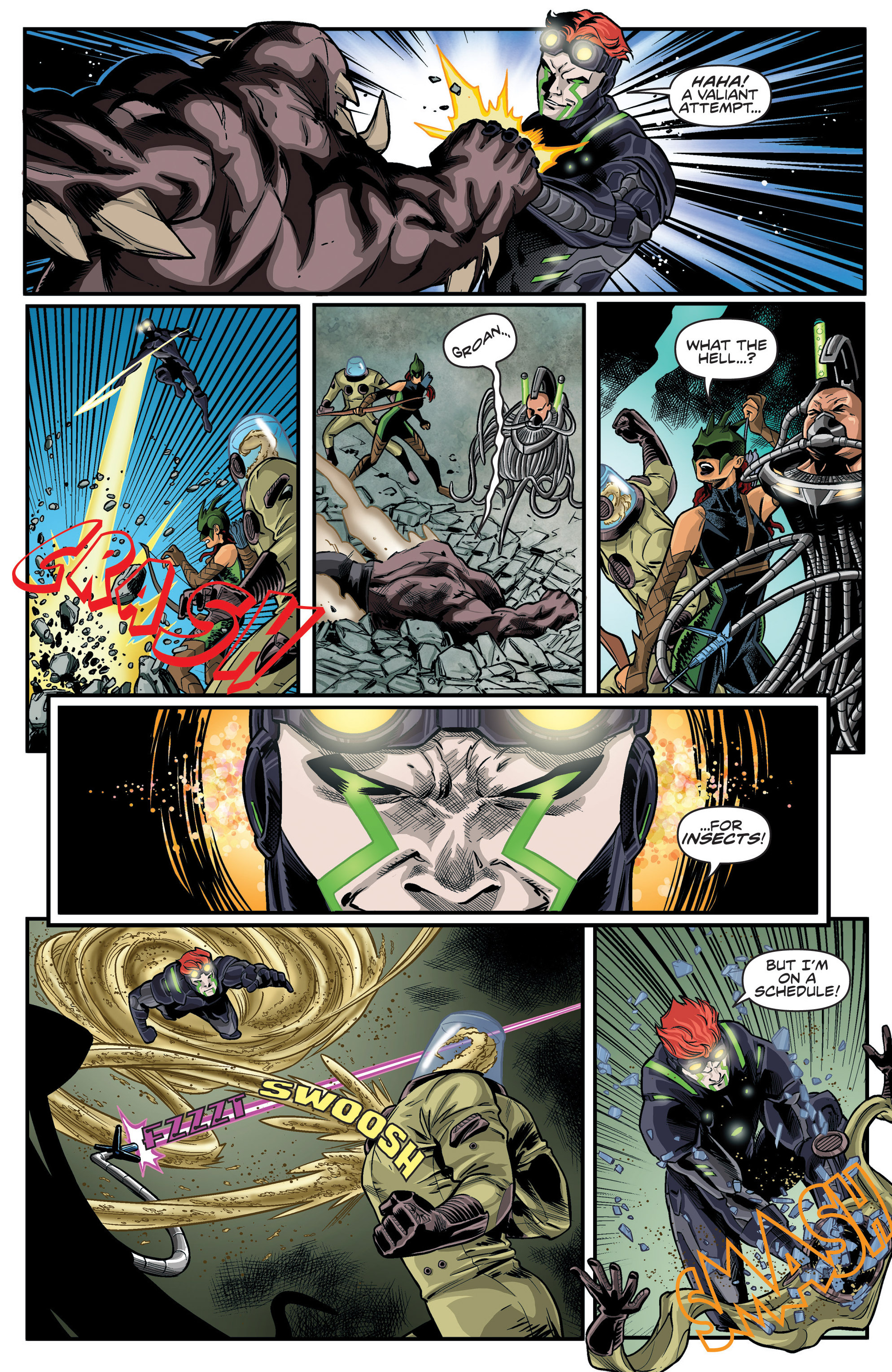 Actionverse 5 Page 8