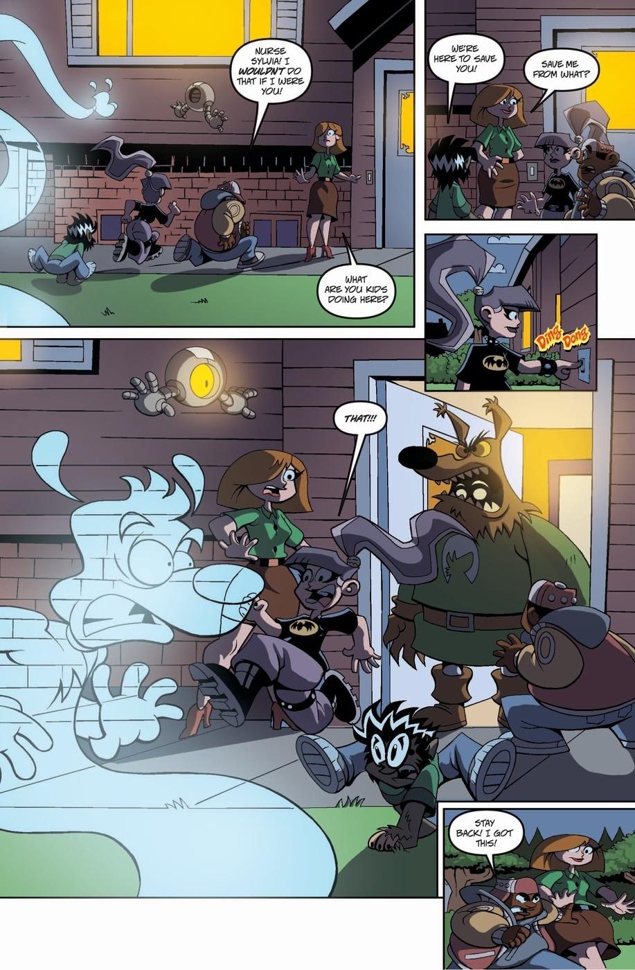 Read online Ralph Filmore comic -  Issue # Full - 93