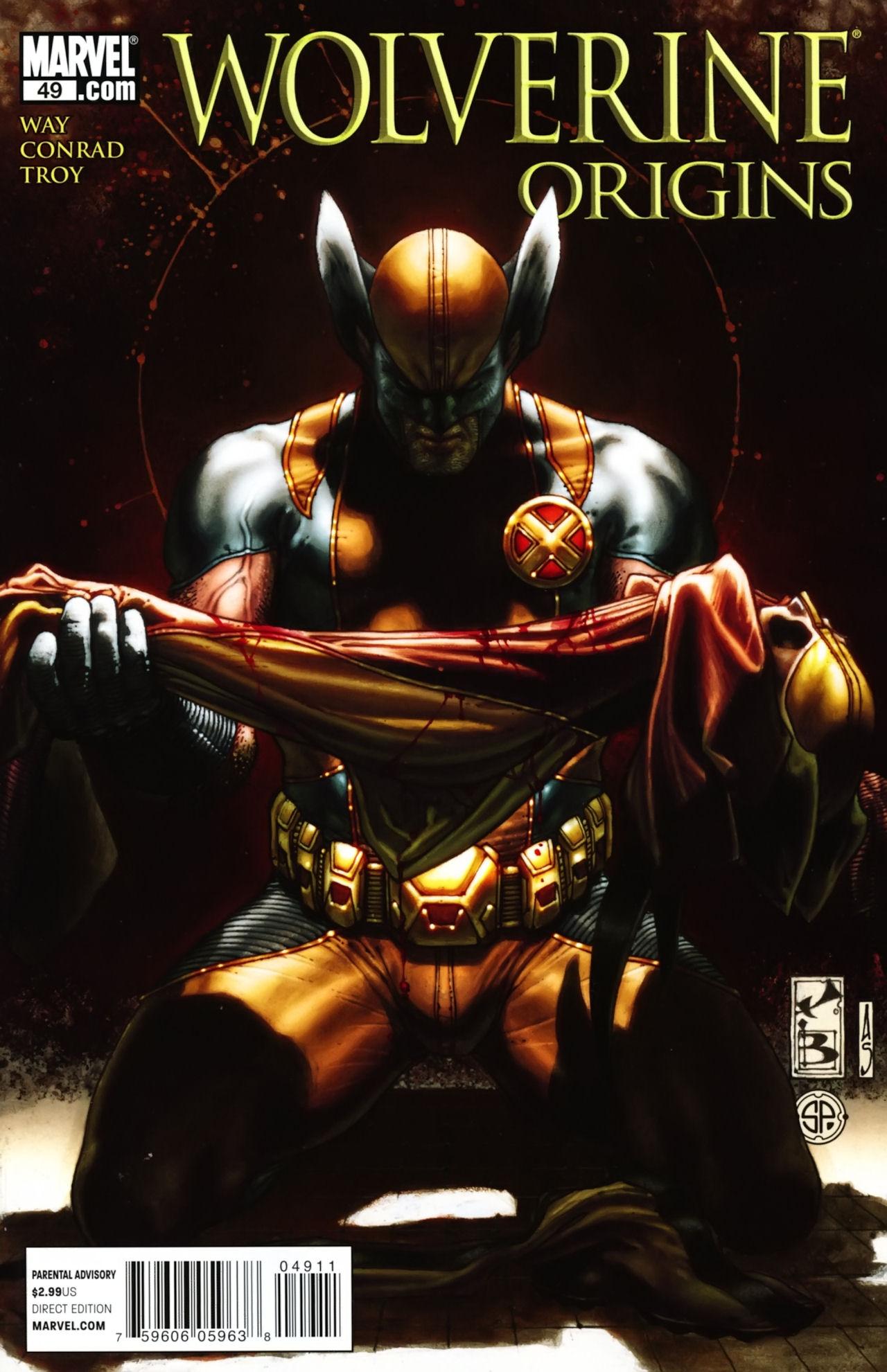 Read online Wolverine: Origins comic -  Issue #49 - 1