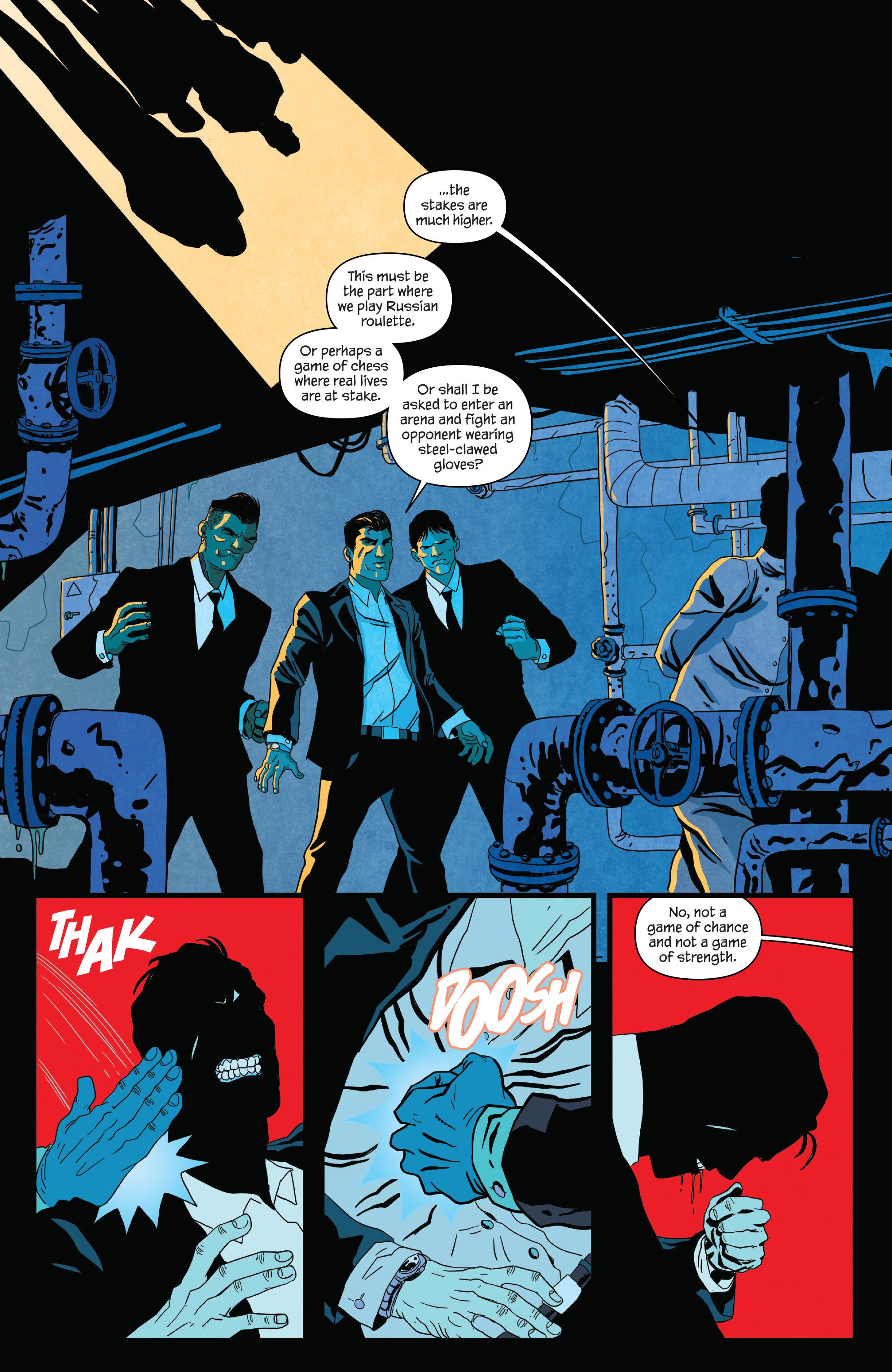 Read online James Bond (2017) comic -  Issue #2 - 12