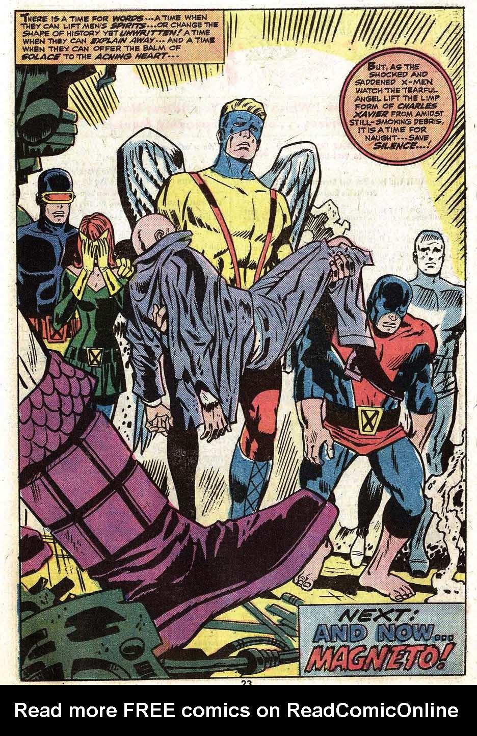 Uncanny X-Men (1963) 90 Page 24