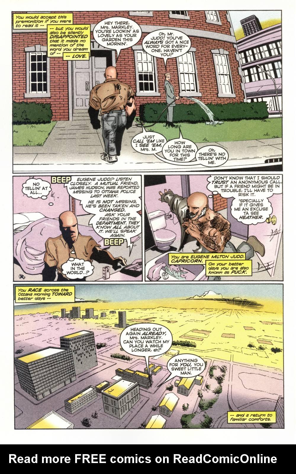 Read online Alpha Flight (1997) comic -  Issue #1 - 8
