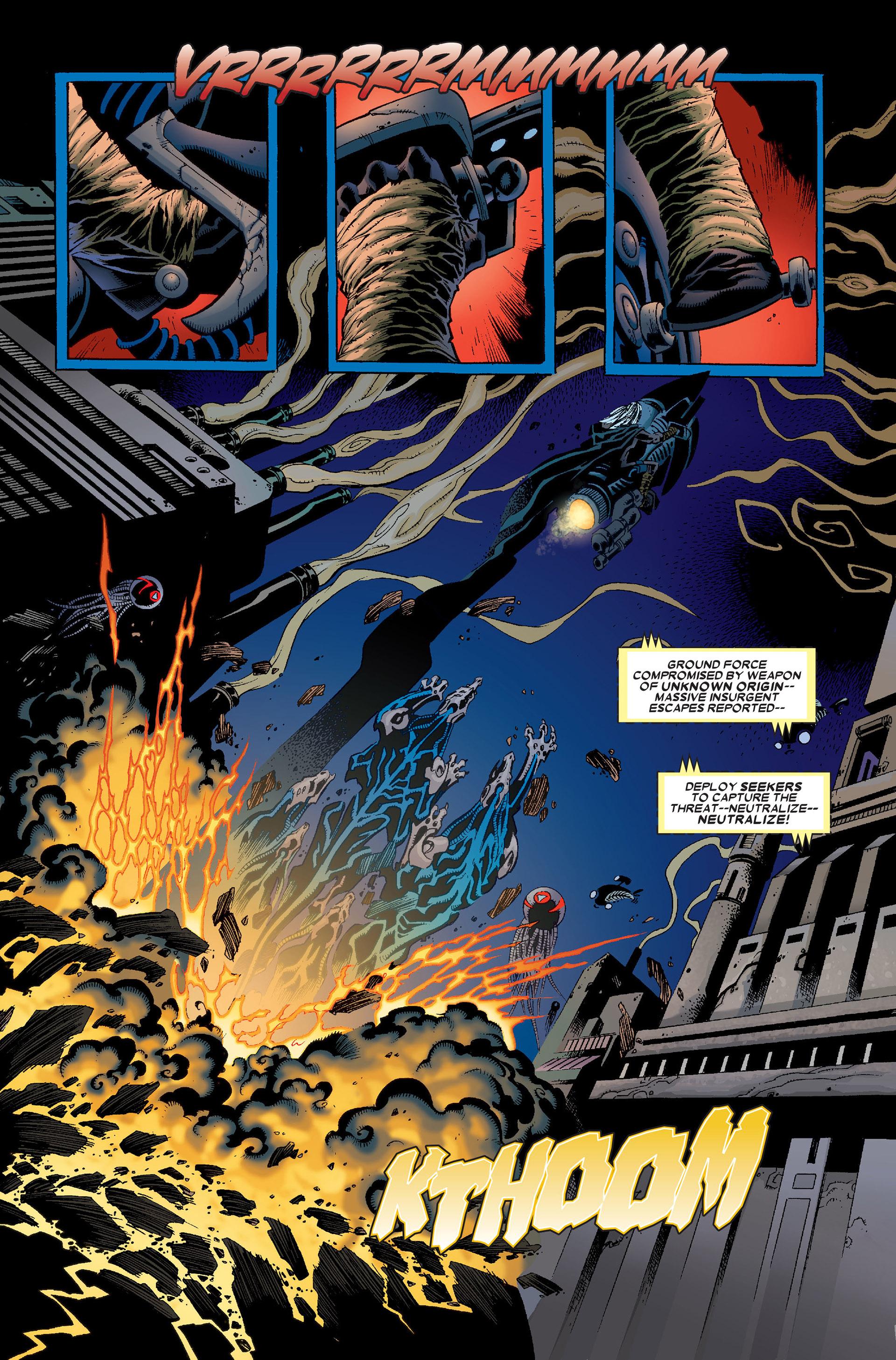 Read online Annihilation: Conquest - Wraith comic -  Issue #1 - 22