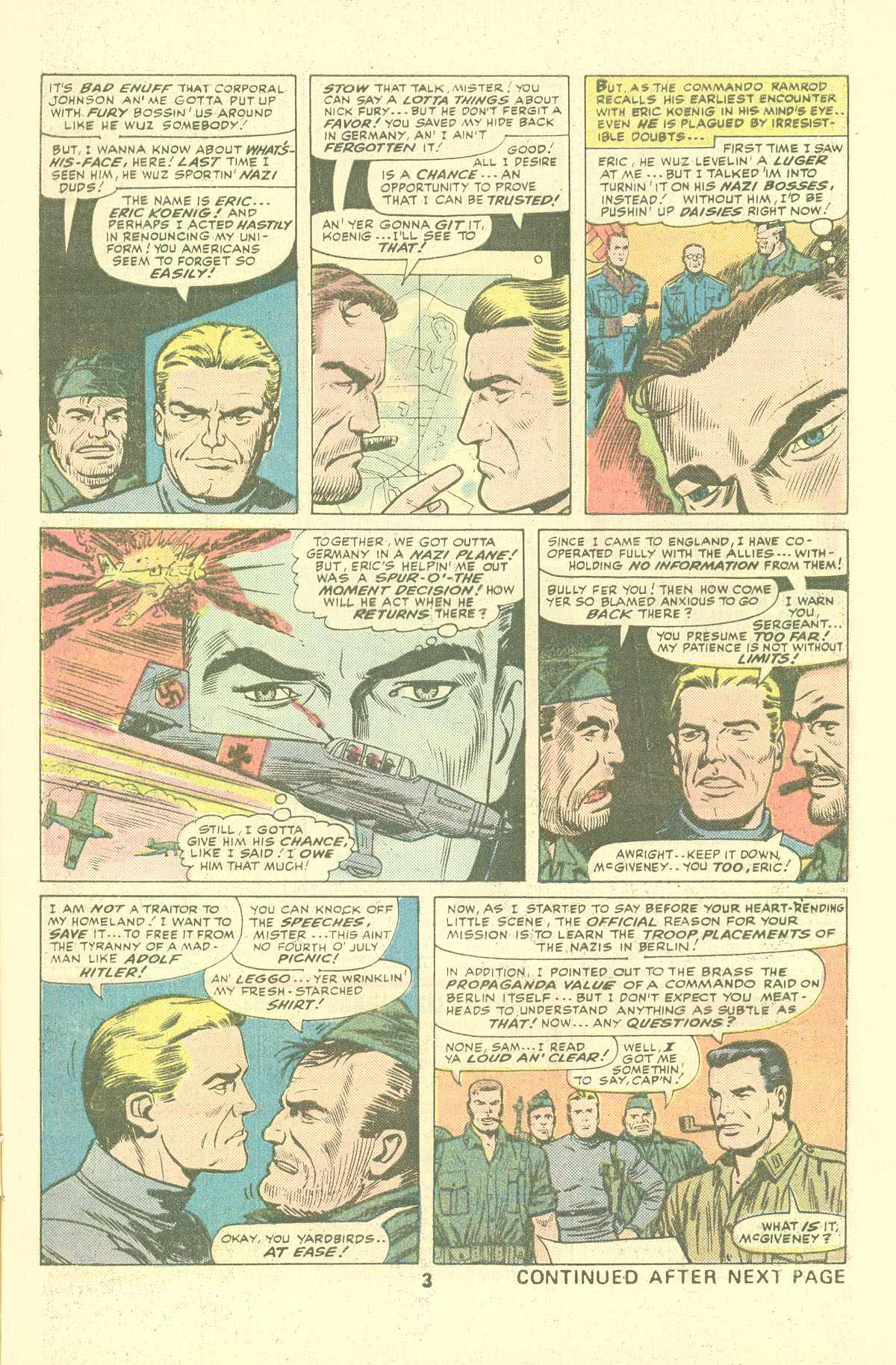 Read online Sgt. Fury comic -  Issue #137 - 5
