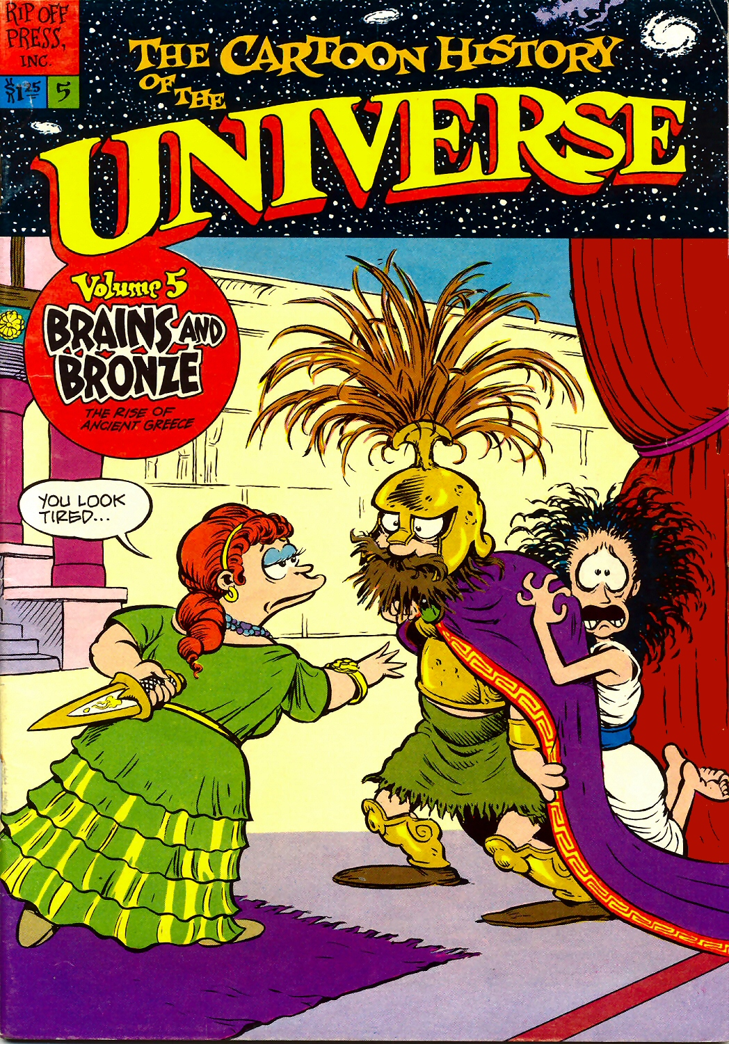 Read online The Cartoon History of the Universe comic -  Issue #5 - 1