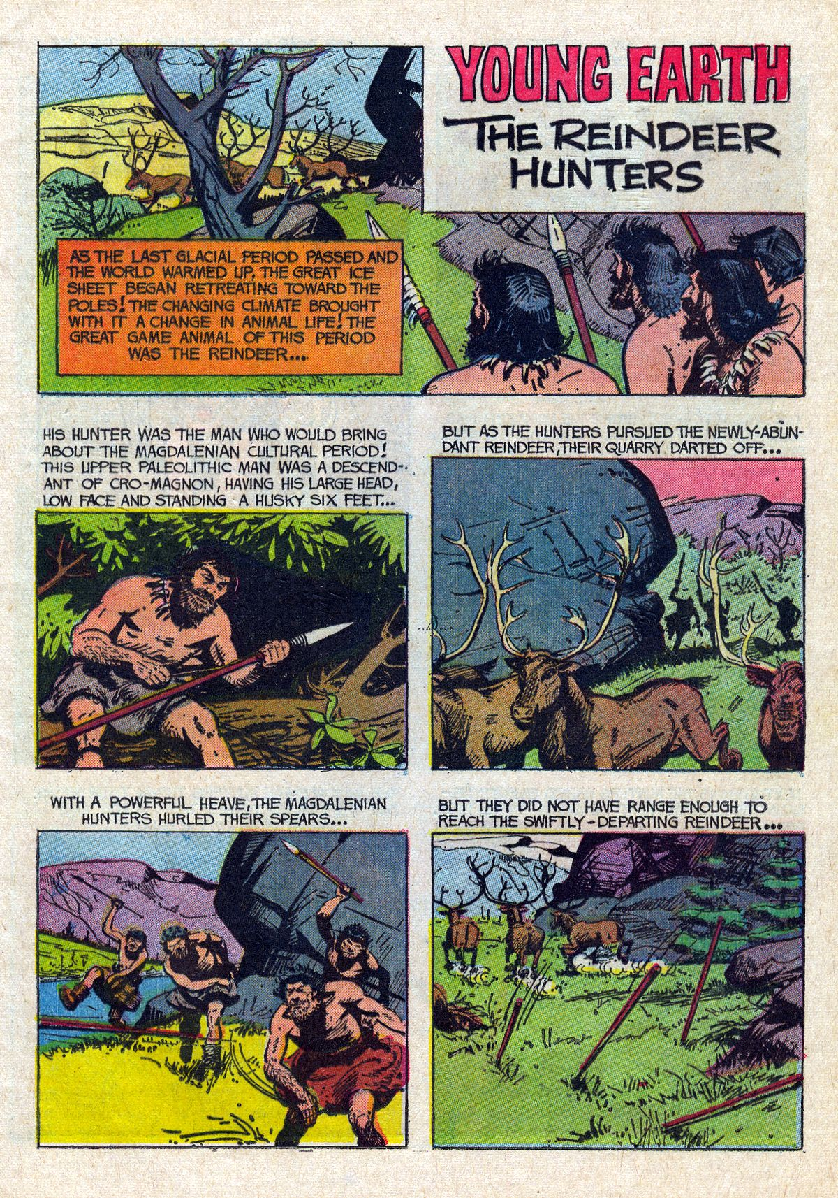 Read online Turok, Son of Stone comic -  Issue #61 - 13