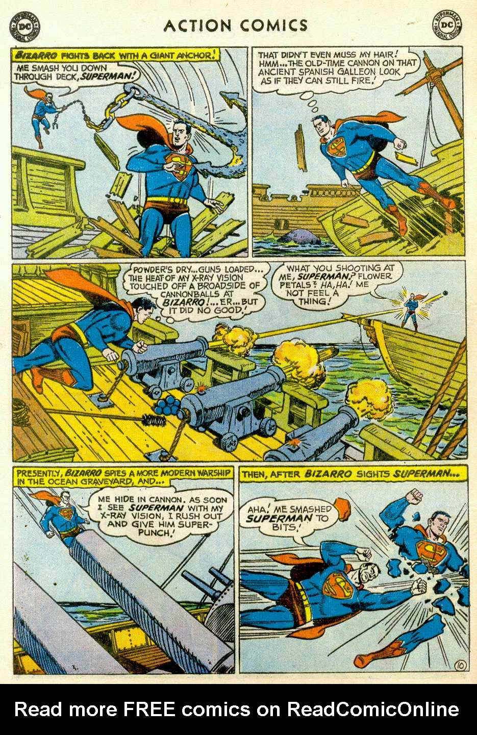 Read online Action Comics (1938) comic -  Issue #255 - 12