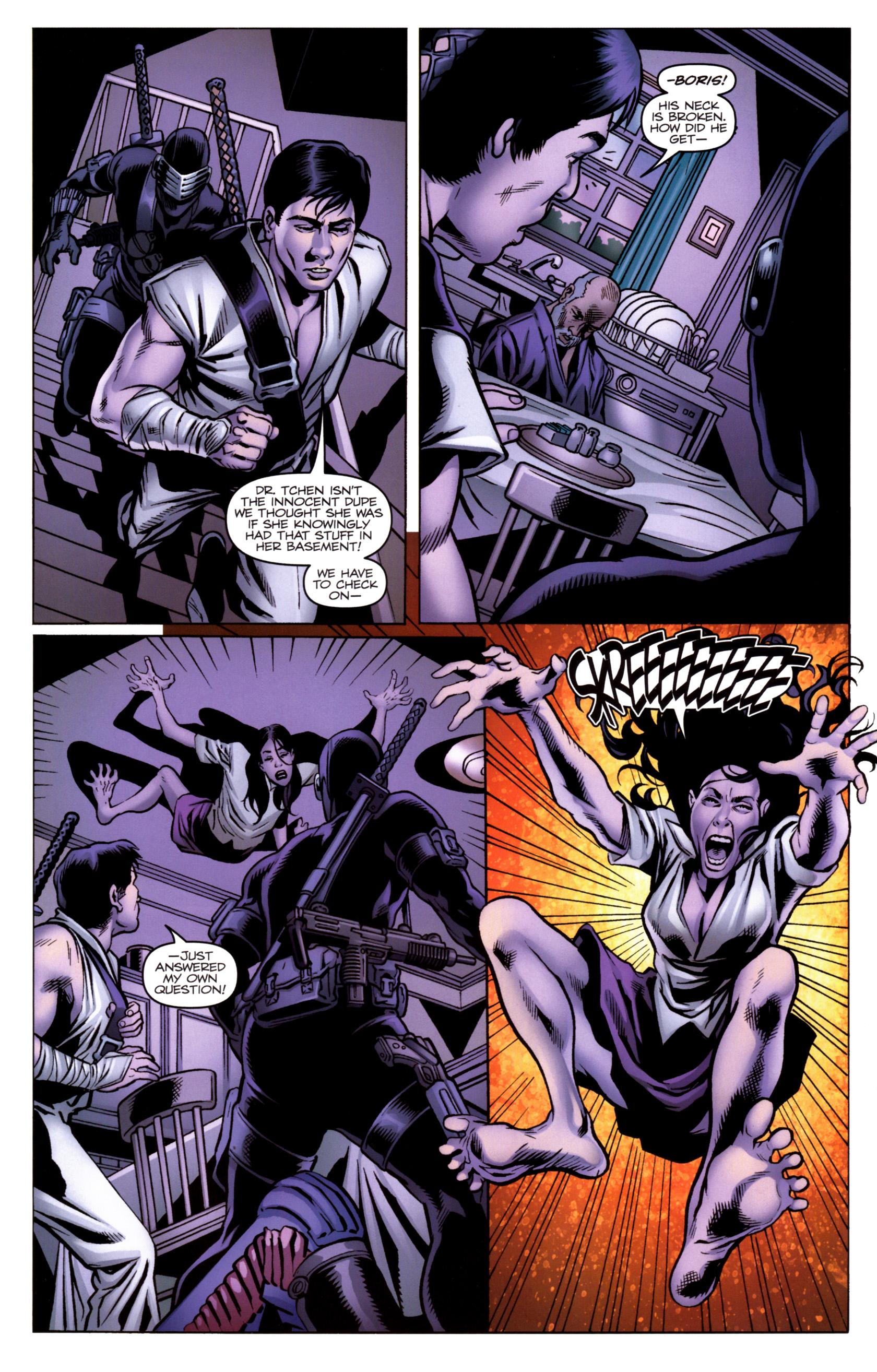 G.I. Joe: A Real American Hero 176 Page 18