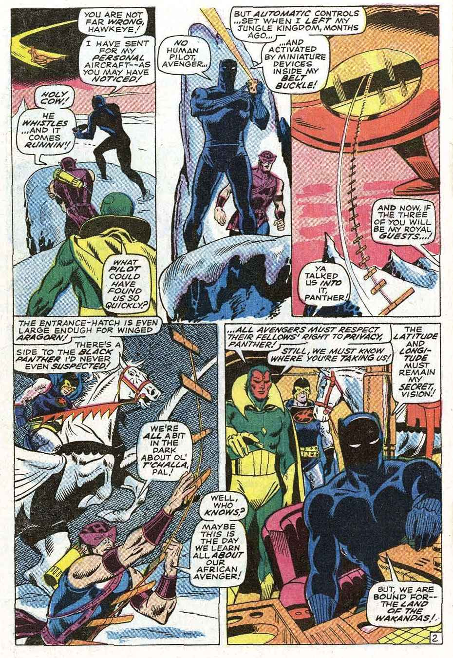 The Avengers (1963) 62 Page 3