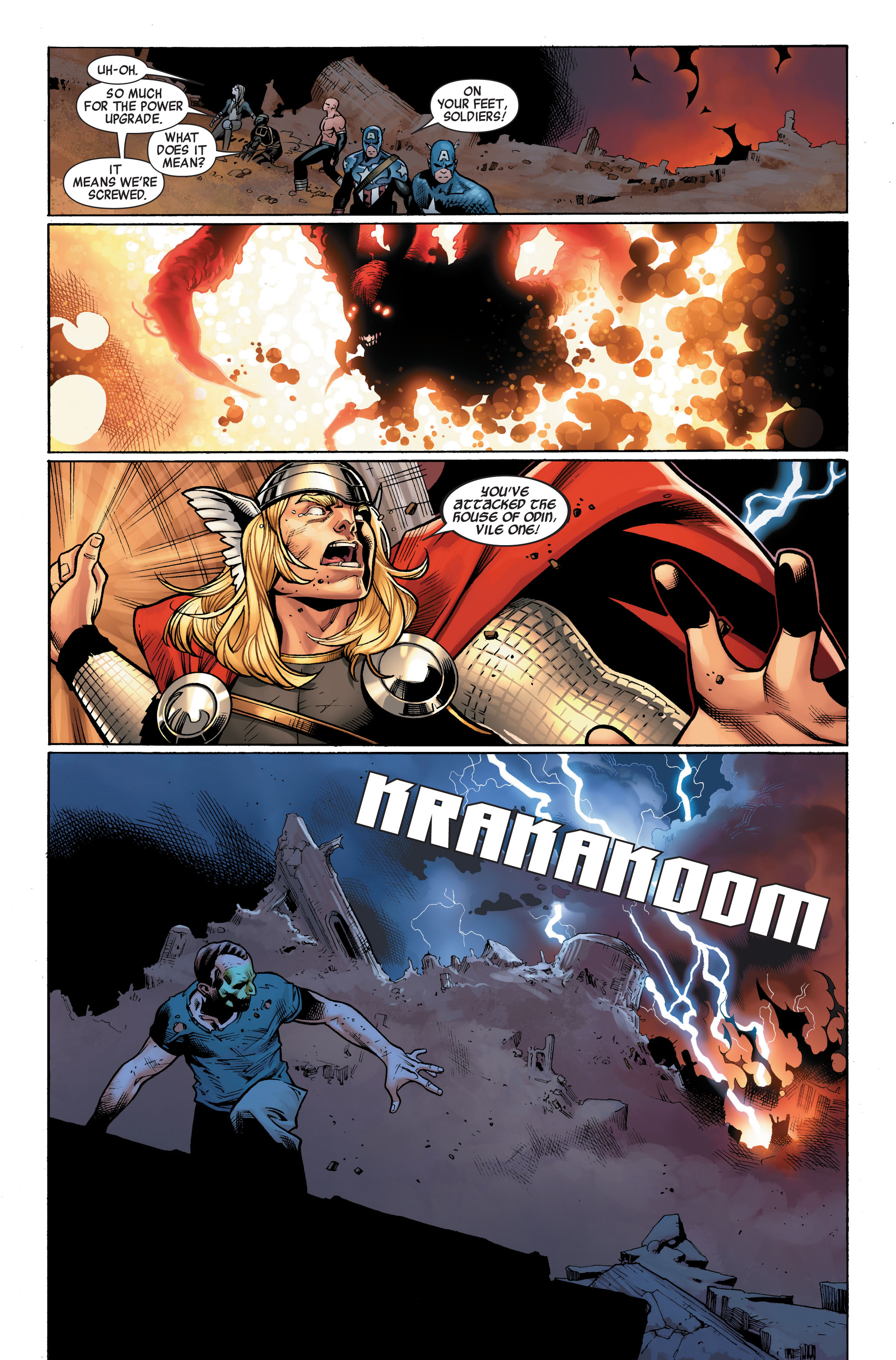 Read online Siege (2010) comic -  Issue #4 - 11
