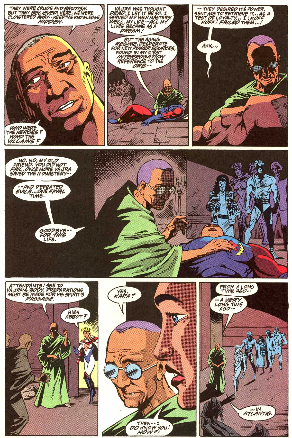 Read online Peter Cannon--Thunderbolt (1992) comic -  Issue #12 - 11