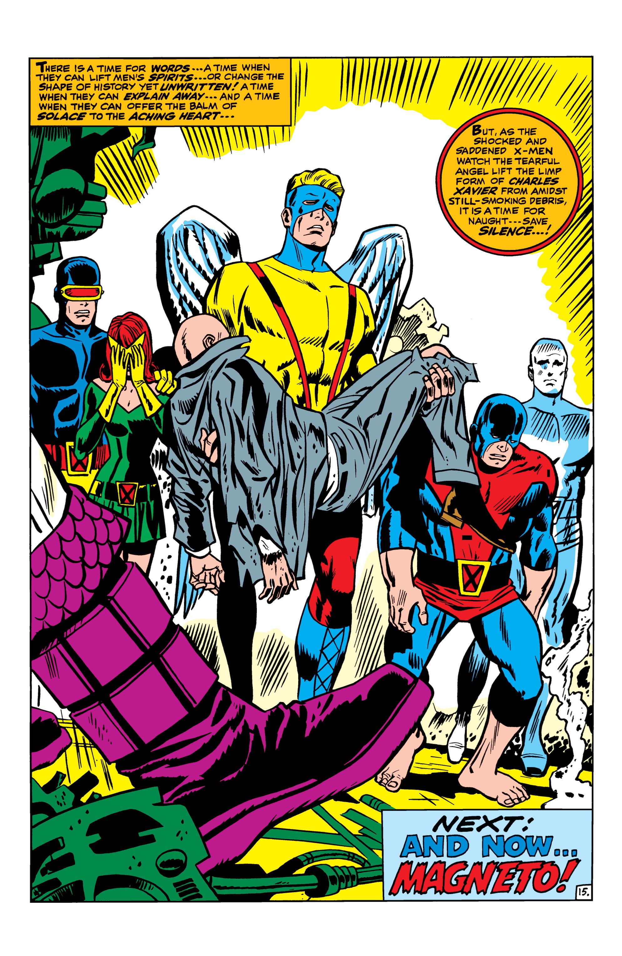 Read online Uncanny X-Men (1963) comic -  Issue #42 - 16