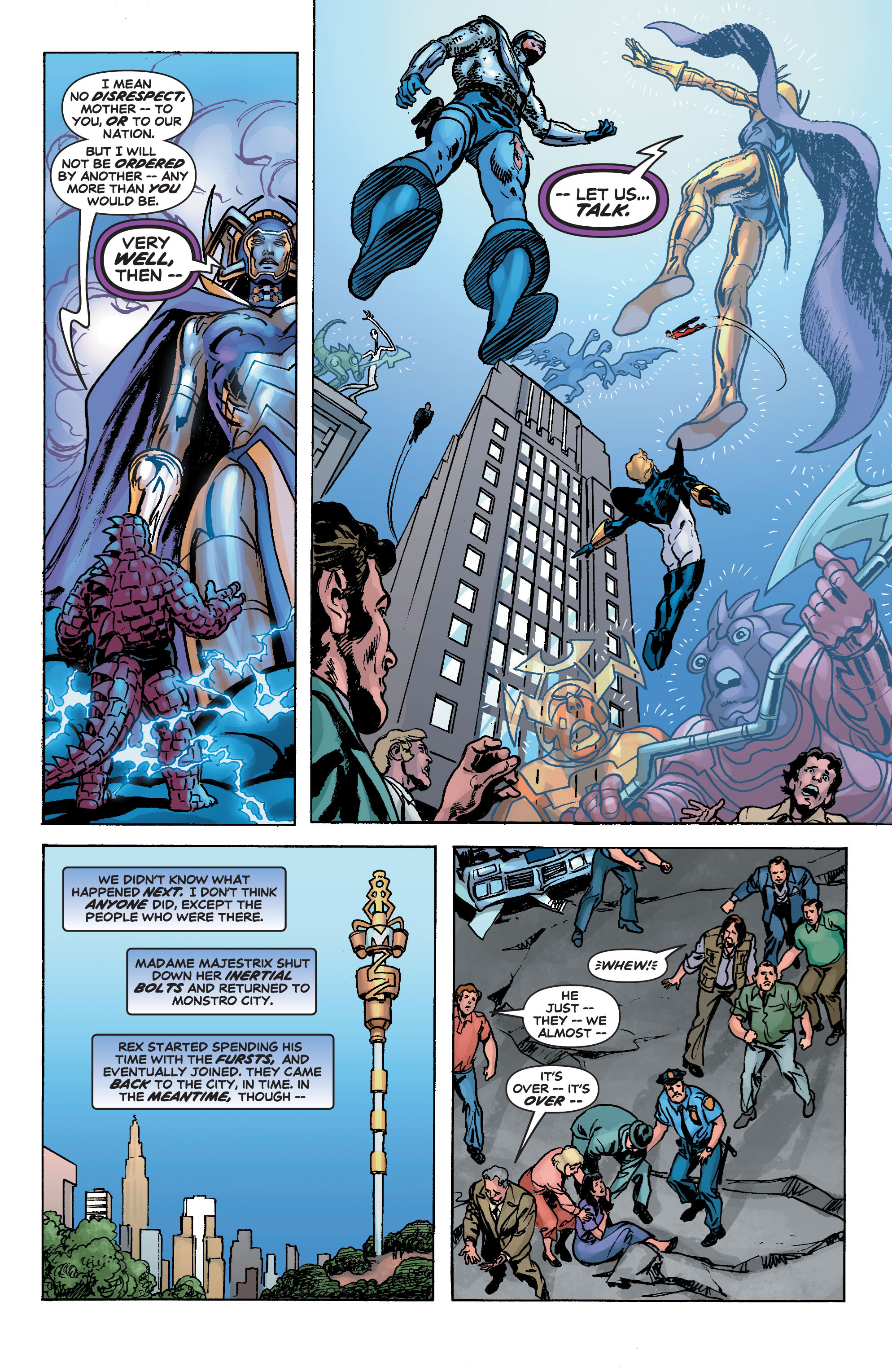 Read online Astro City: Dark Age/Book One comic -  Issue #4 - 18